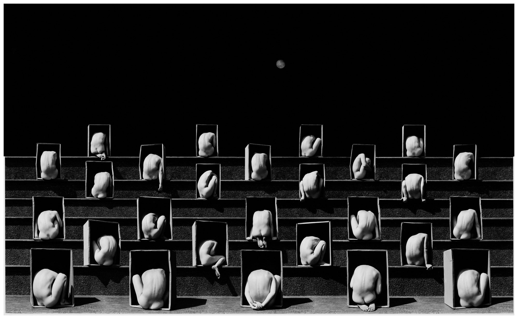 The New Crowd #39 by Misha Gordin
