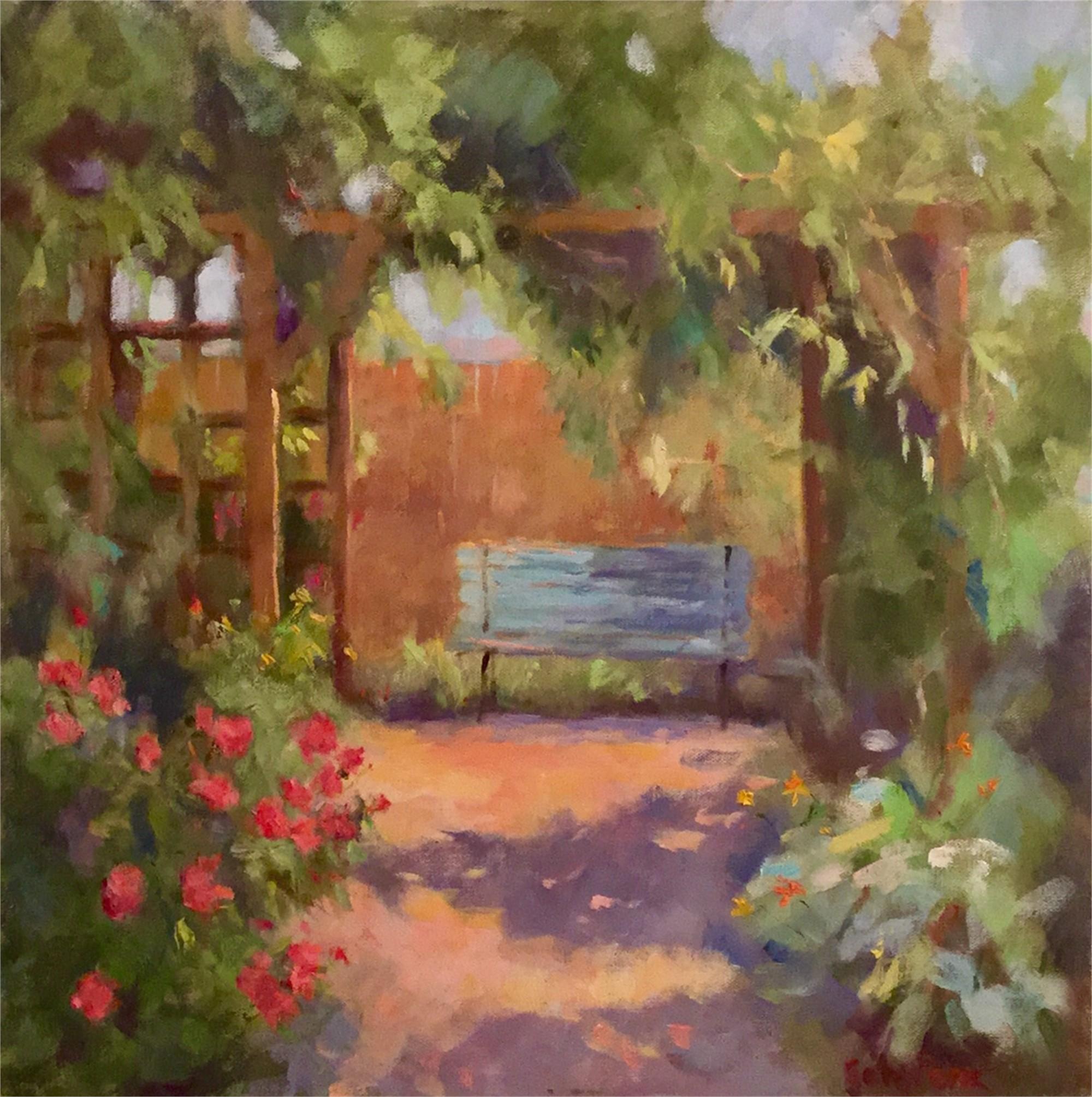 A Little Bit of Eden by Sharon Schwenk