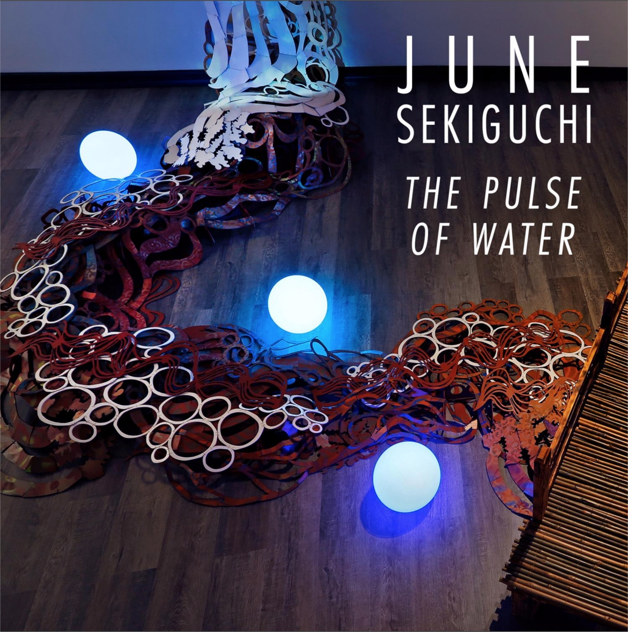 The Pulse of Water Exhibition Catalog by June Sekiguchi