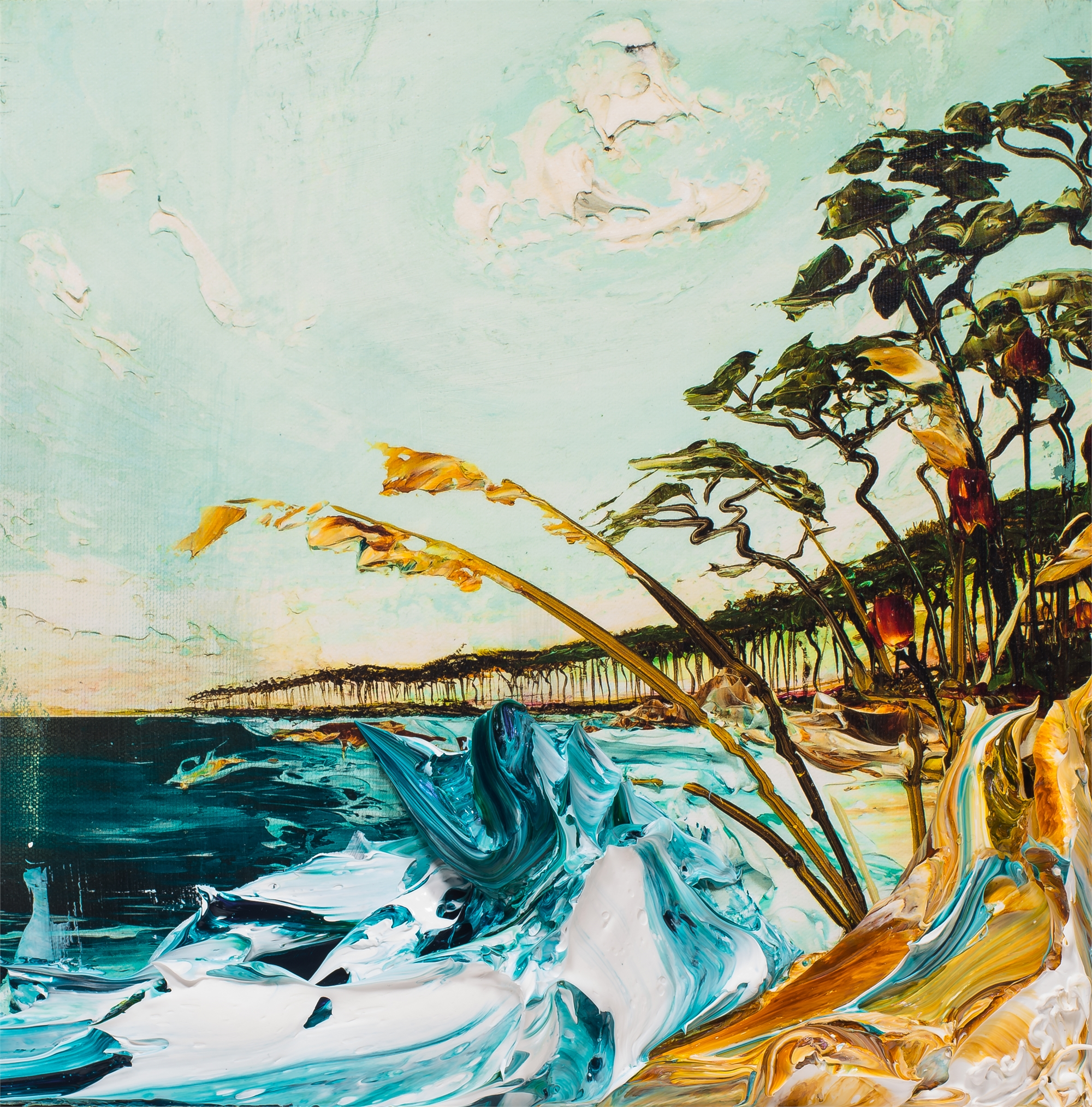 SEASCAPE HPAE 30/50 by Justin Gaffrey