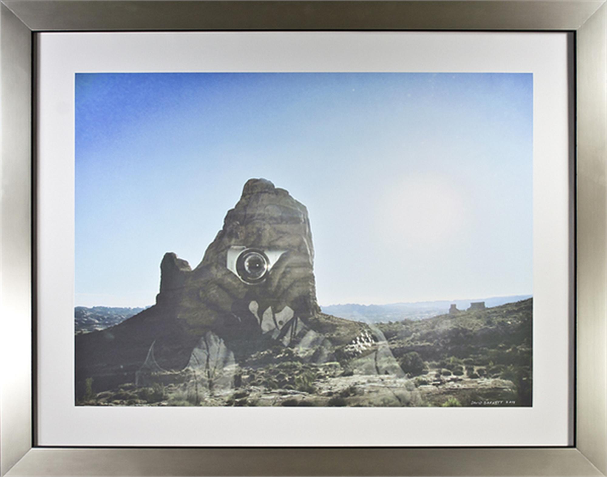 Surreal Reflection - Arches National Park, Moab, Utah by David Barnett