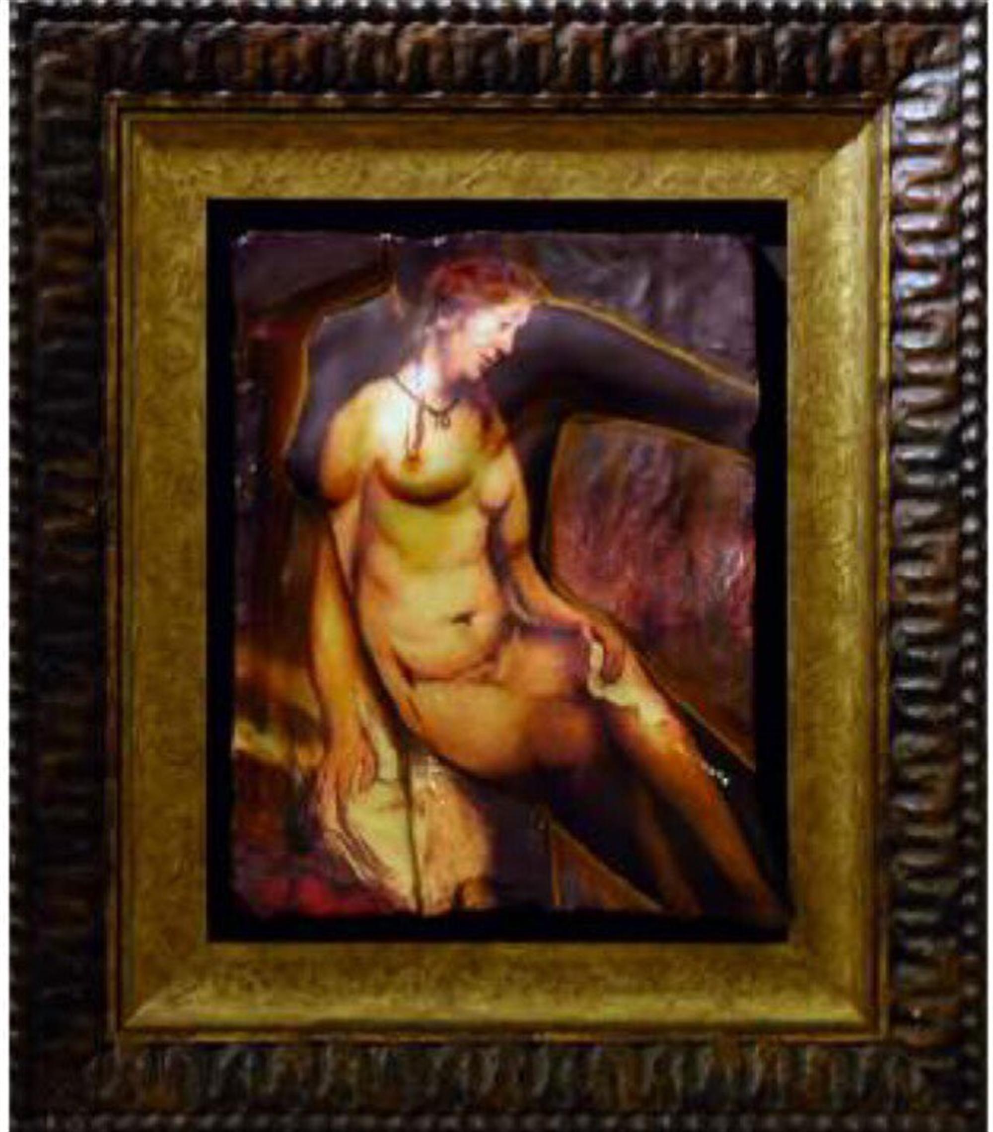 Rembrandt Spirit in Detail by Bill Mack