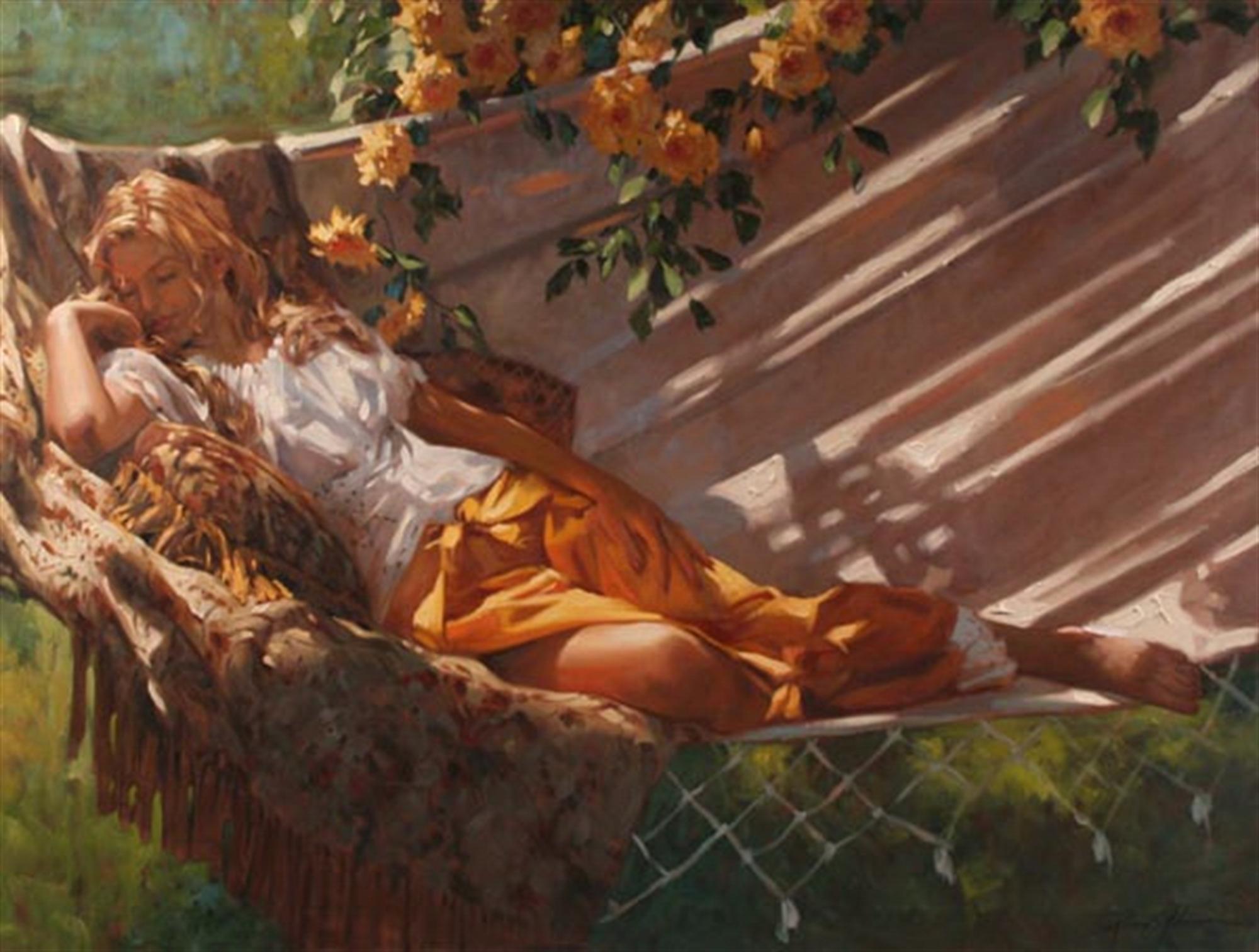 Golden Dreams by Richard Johnson