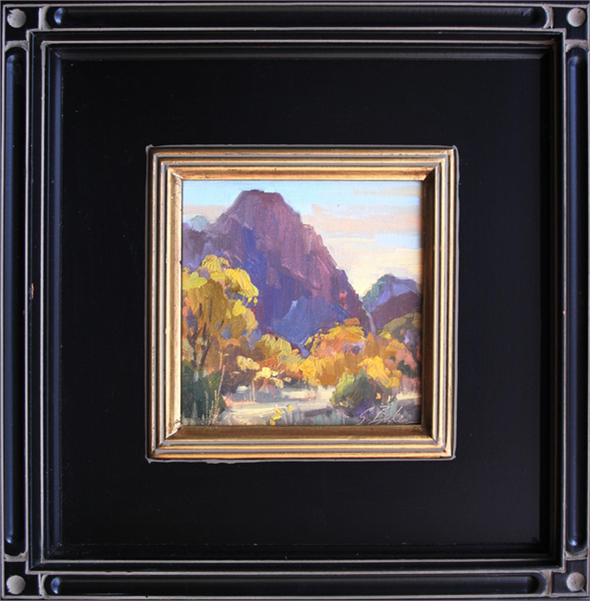 Zion Palette by Suzie Baker