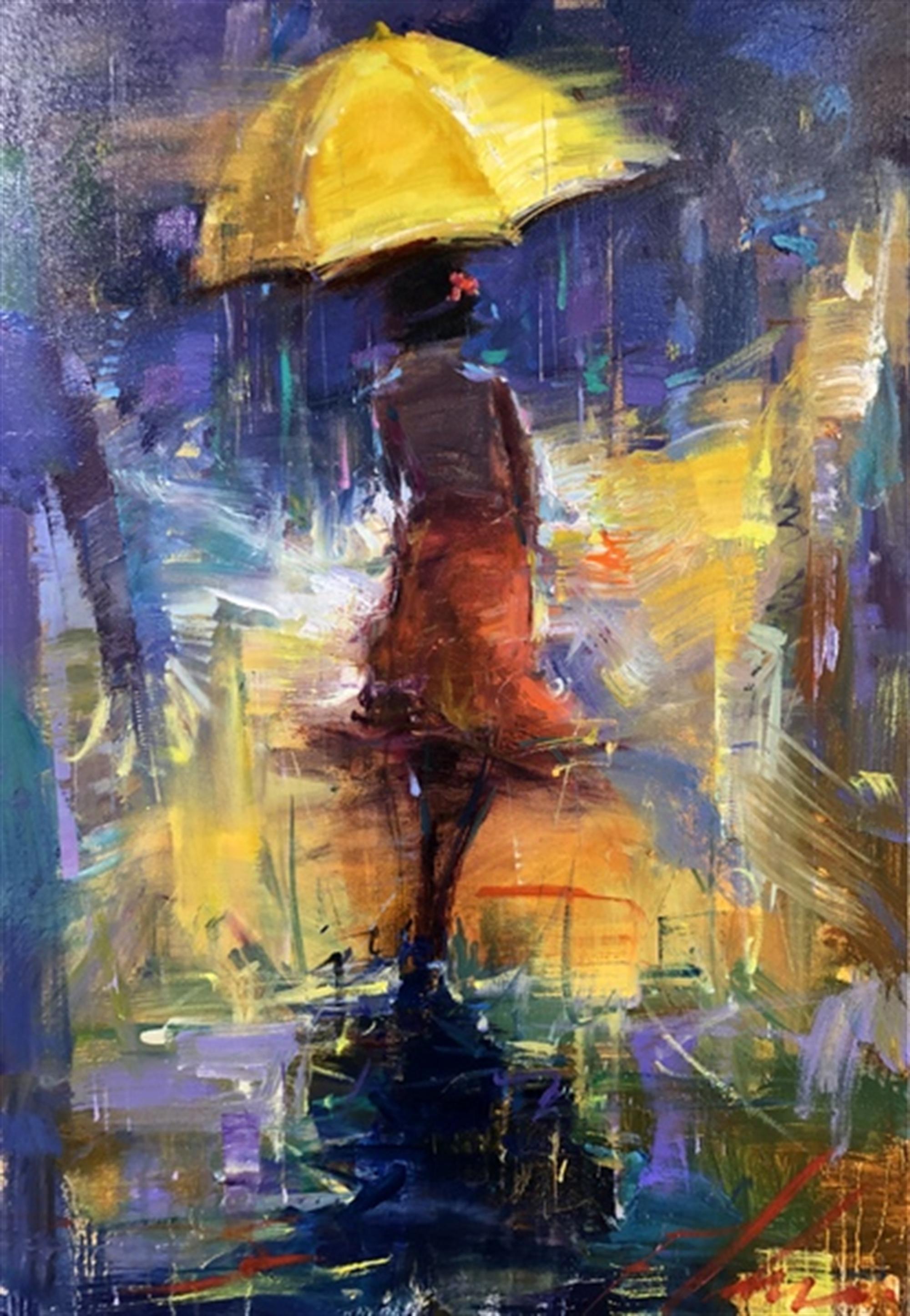Golden Light by Michael Flohr
