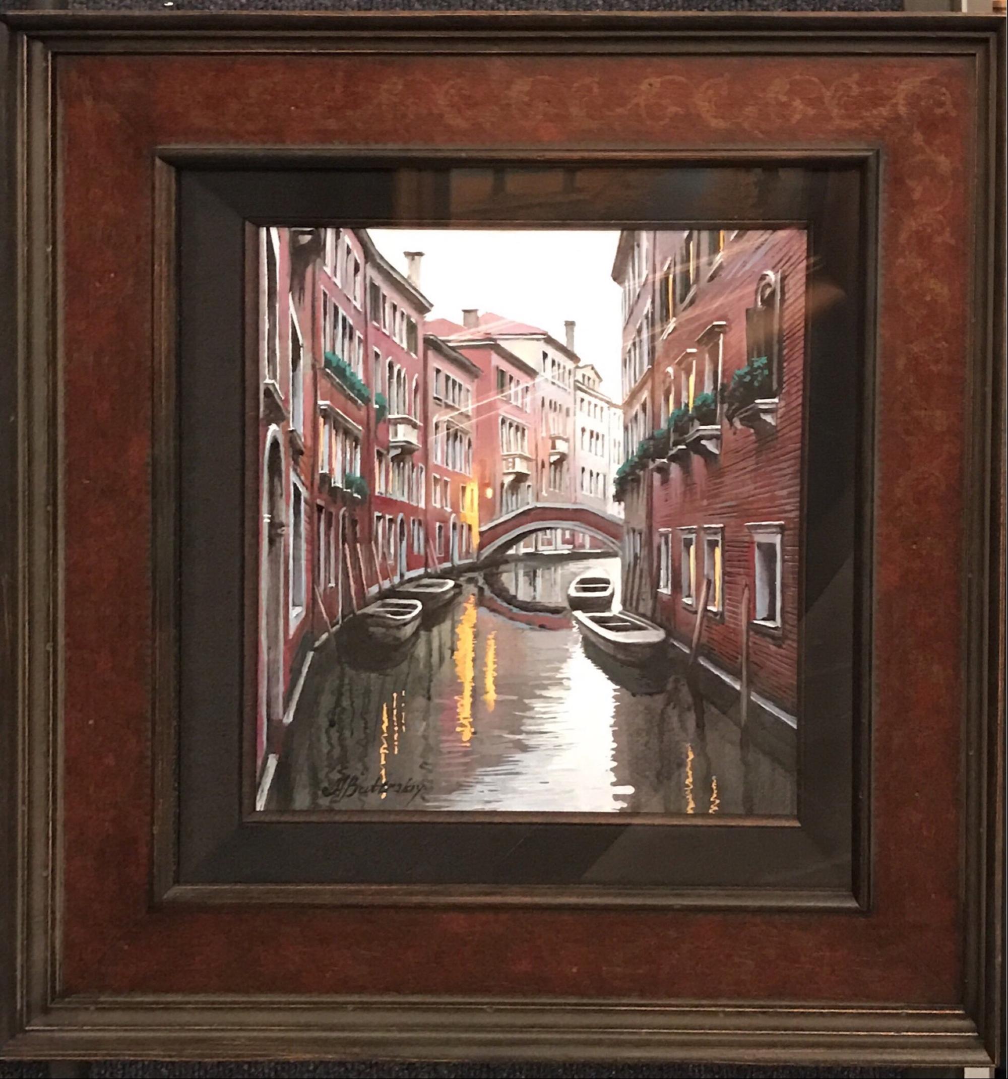 Venetian Retreat by Alexei Butirskiy