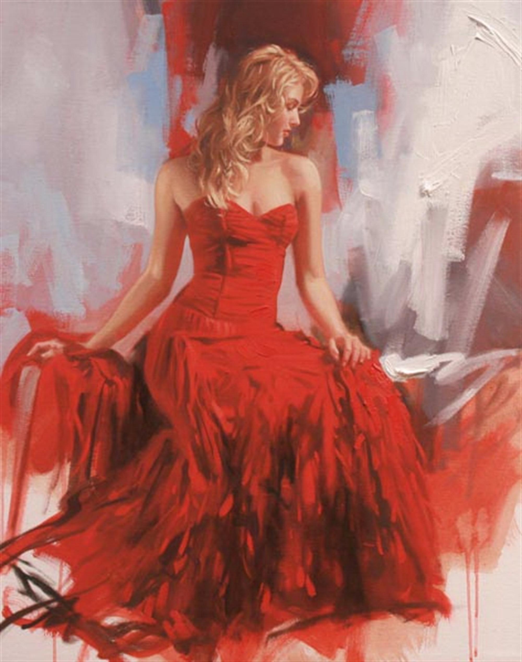 Crimson Grace by Richard Johnson
