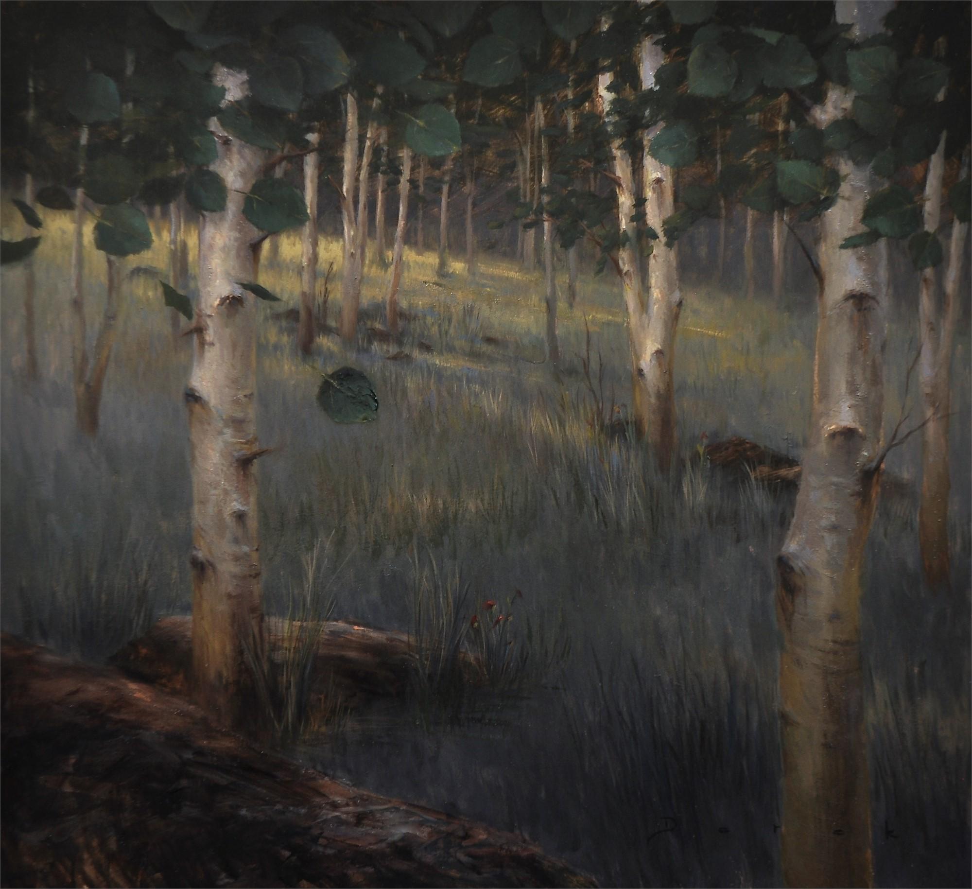 Shady Grove by Derek Harrison