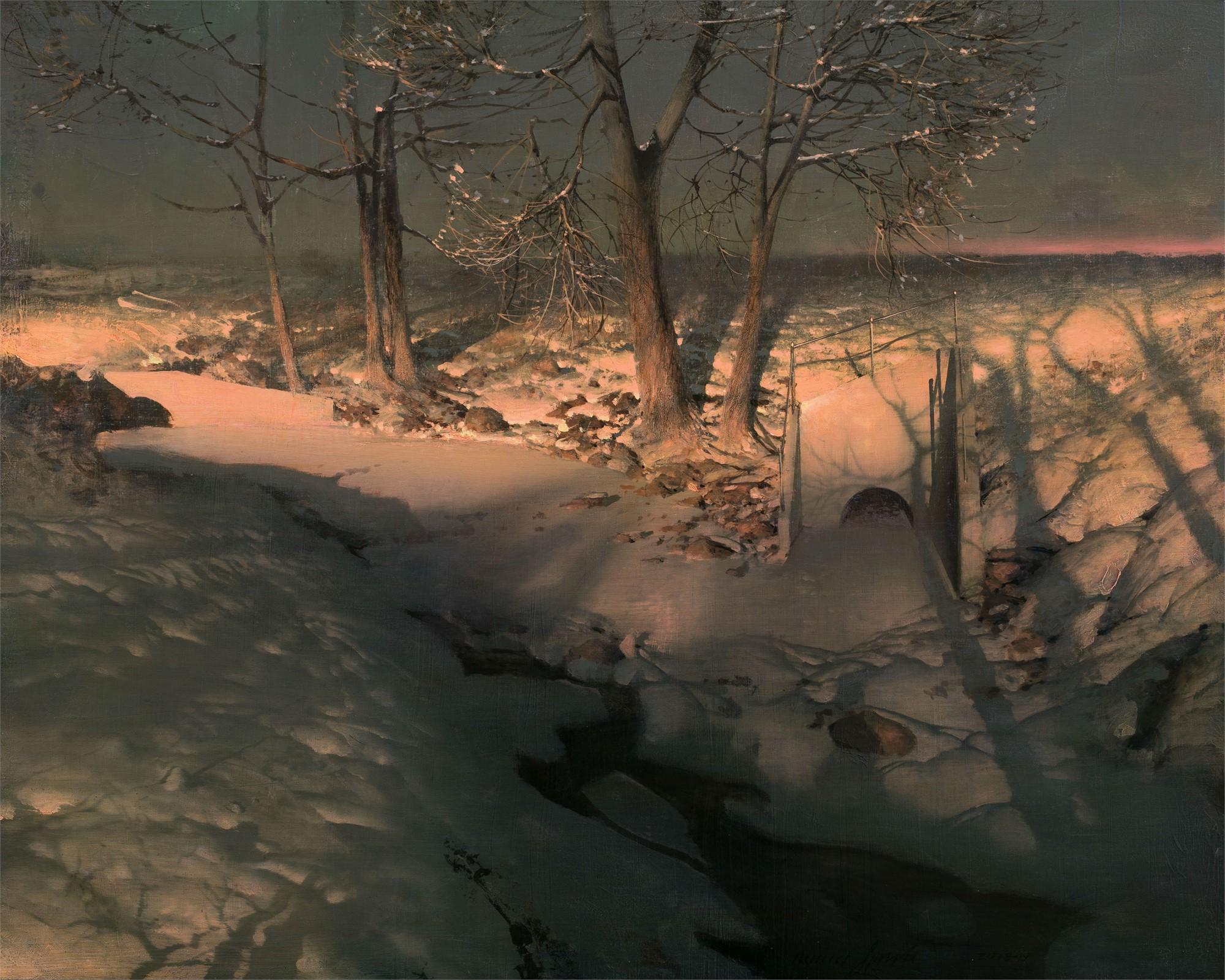 Sanderson Gulch by Daniel Sprick