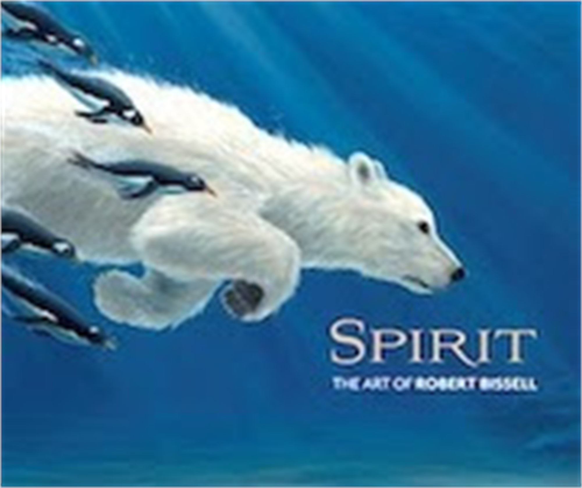 Spirit the Art of Robert Bissell by Robert Bissell
