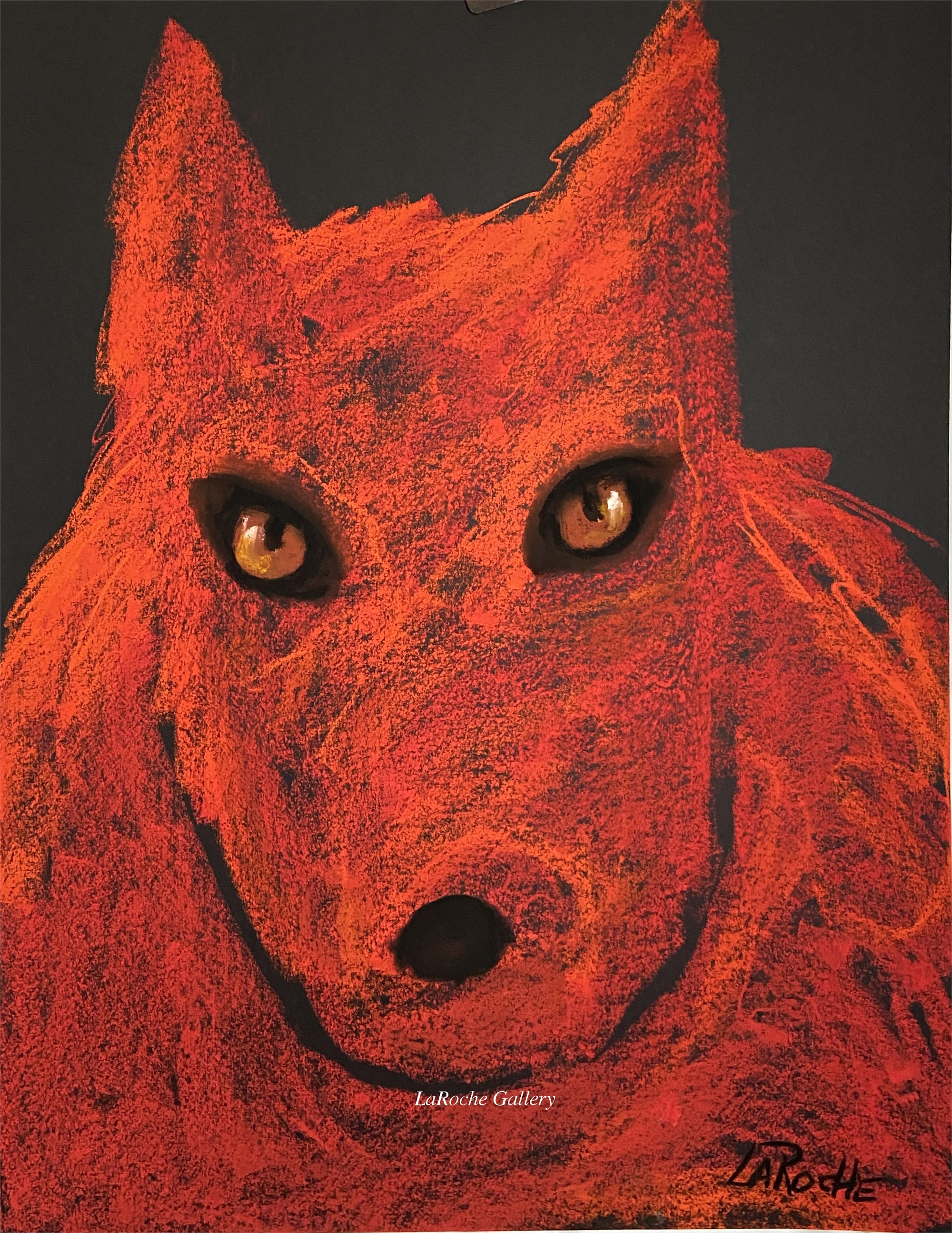 THE PACK: RED WOLF by Carole LaRoche