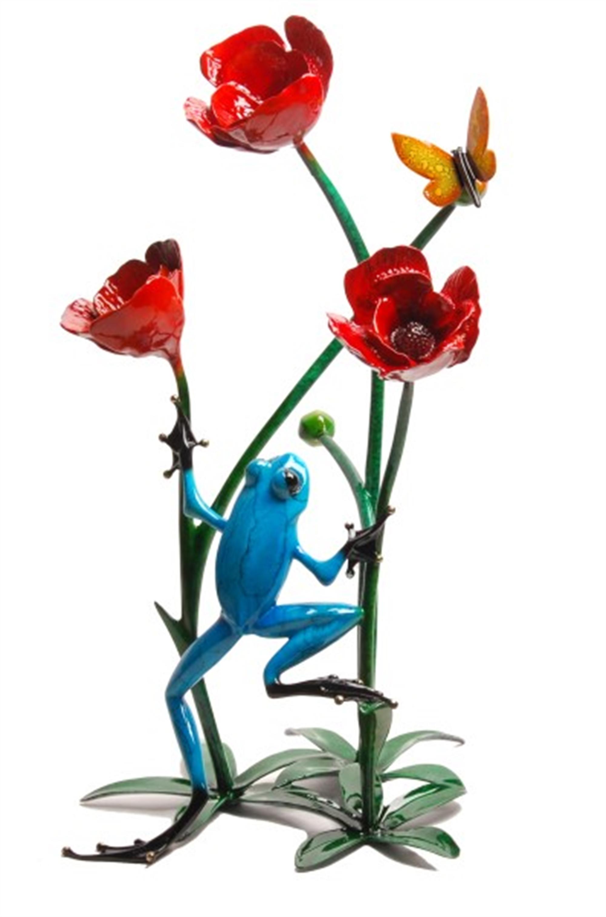 Poppy by The Frogman