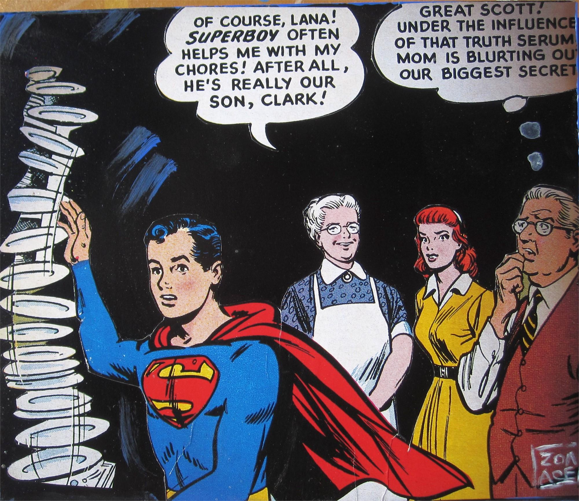 Super Boy by Zoa Ace