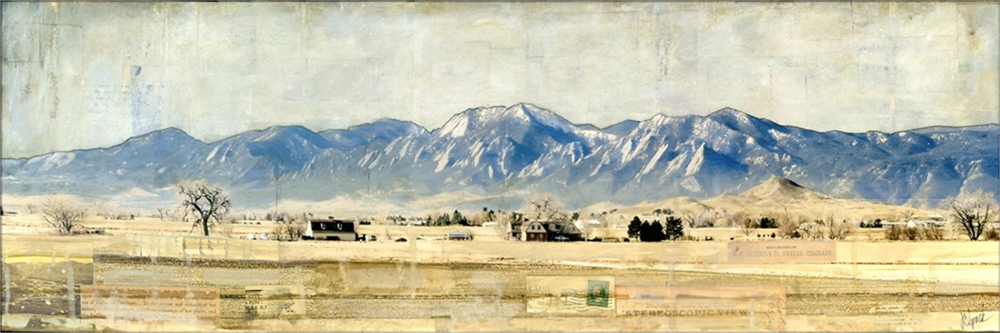 Front Range Horizon by JC Spock