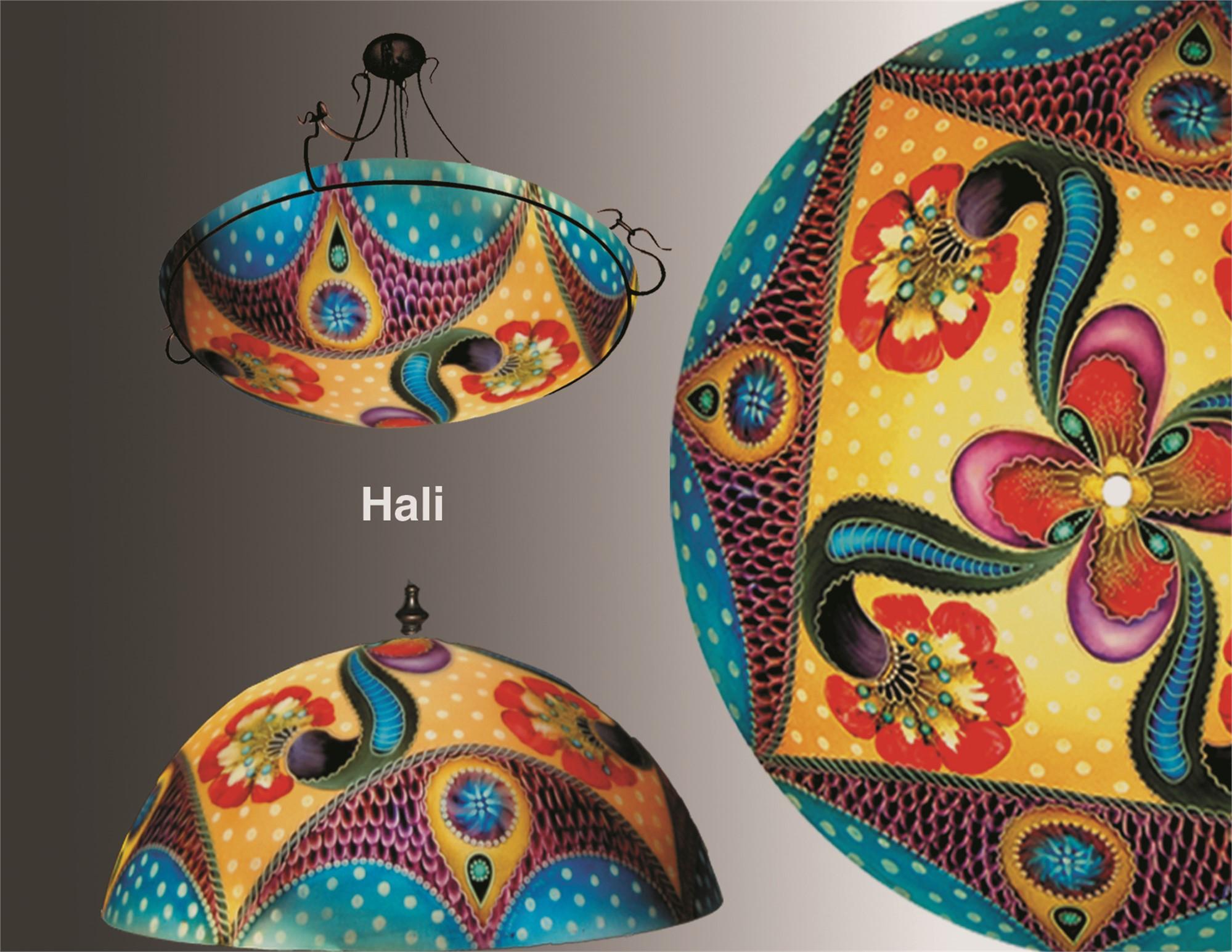 """Display Hali 24"""" Ring - S by Jamie Barthel"""