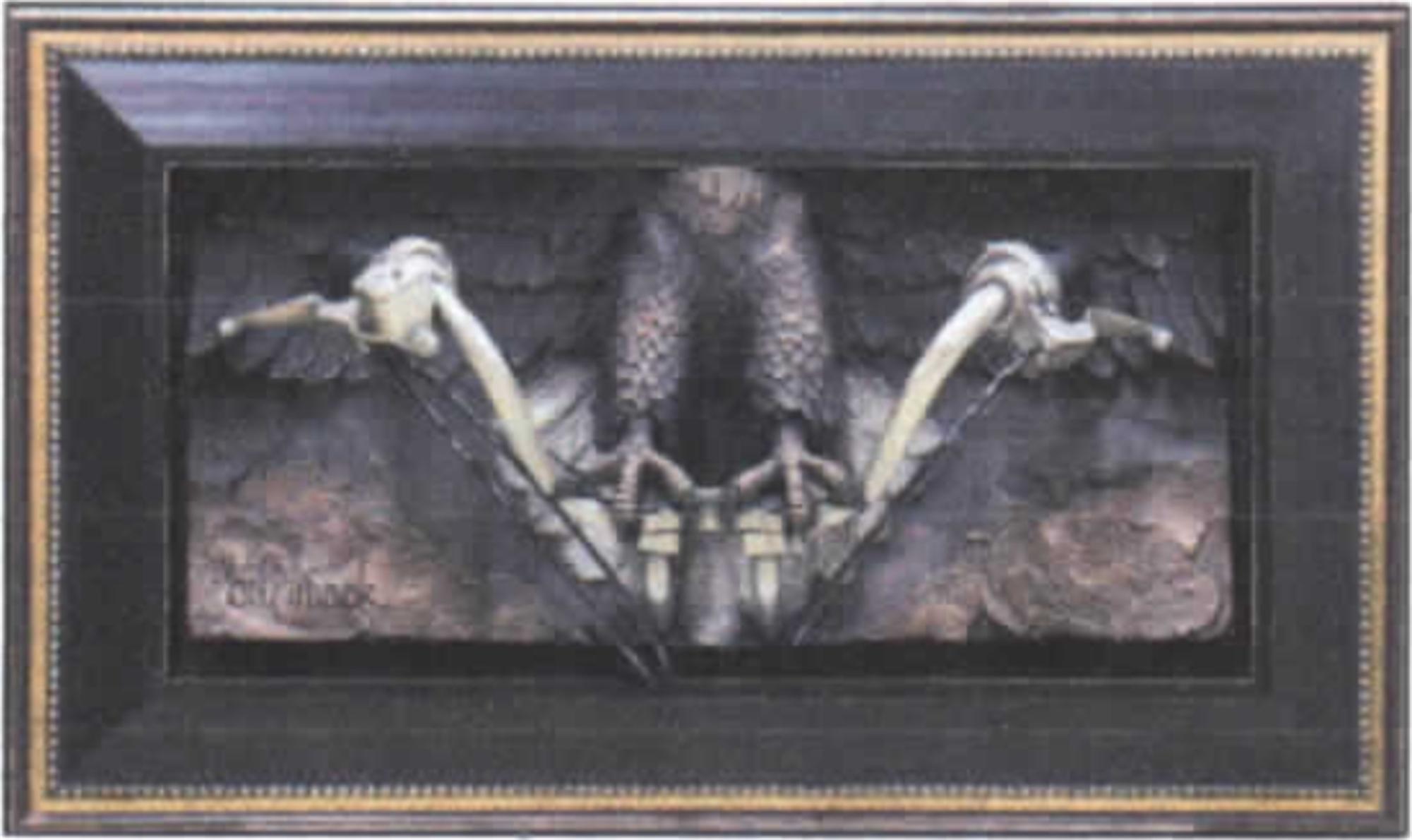 Freedom Detail by Bill Mack