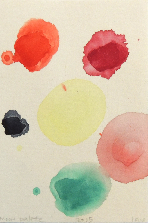 moon palette by Alan Lau