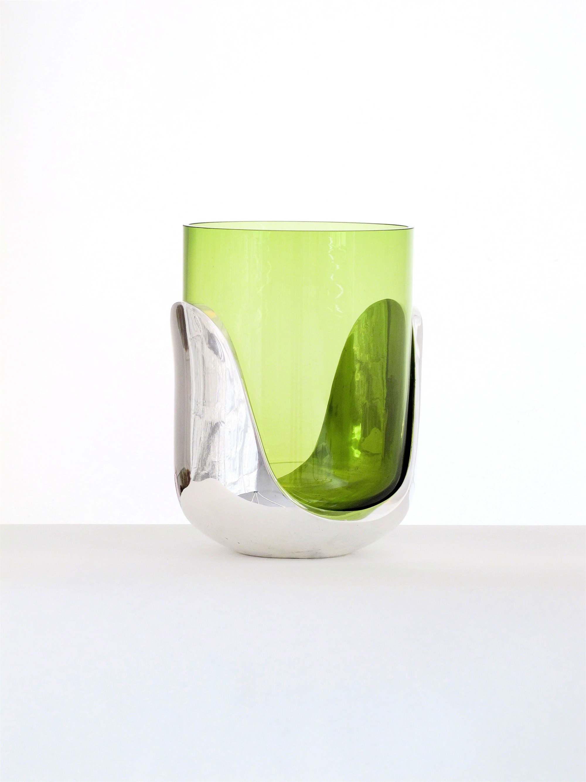 """Hill"" Vase by Eric Schmitt"