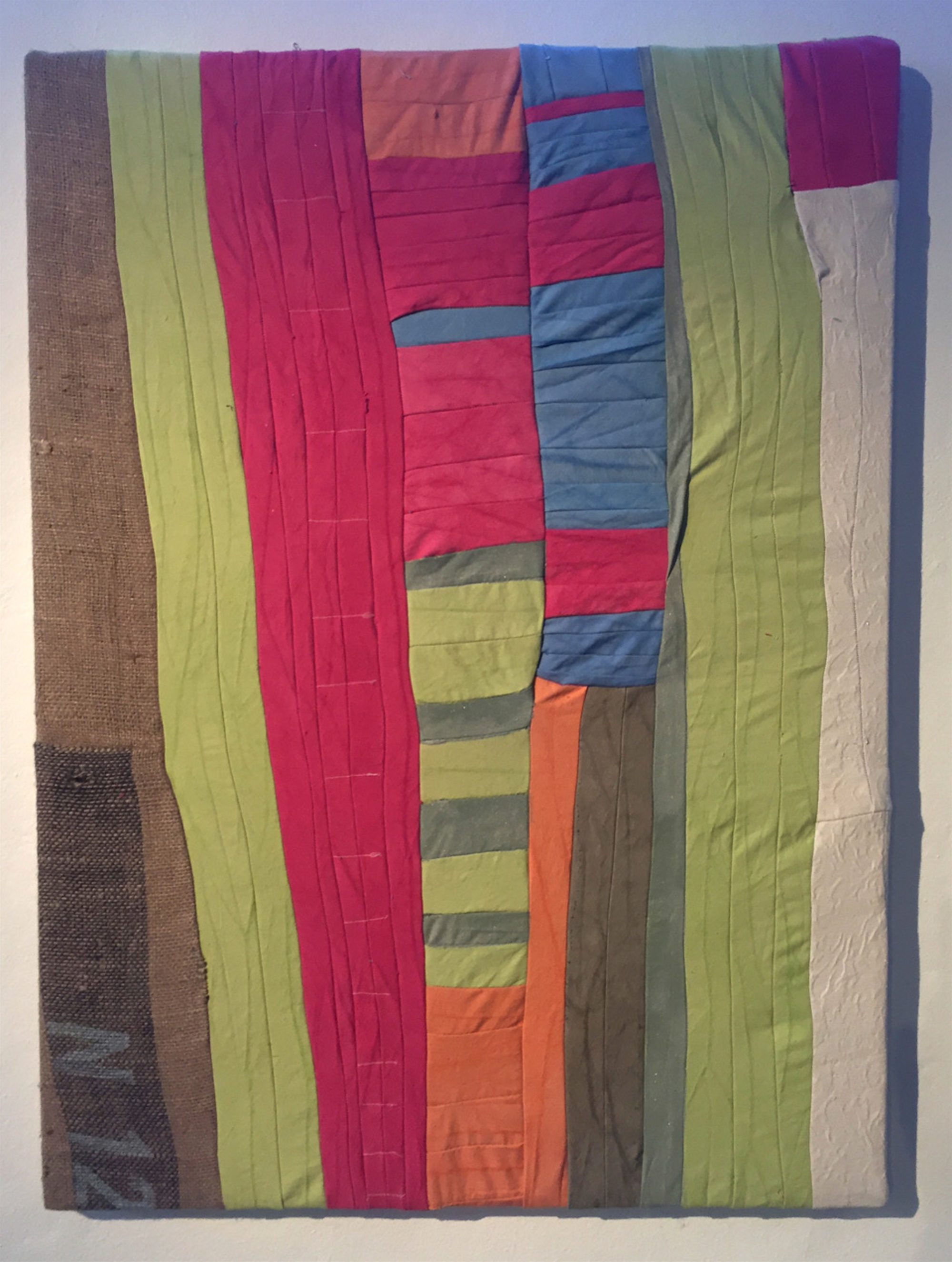 Betty's Quilt by Kaneem Smith