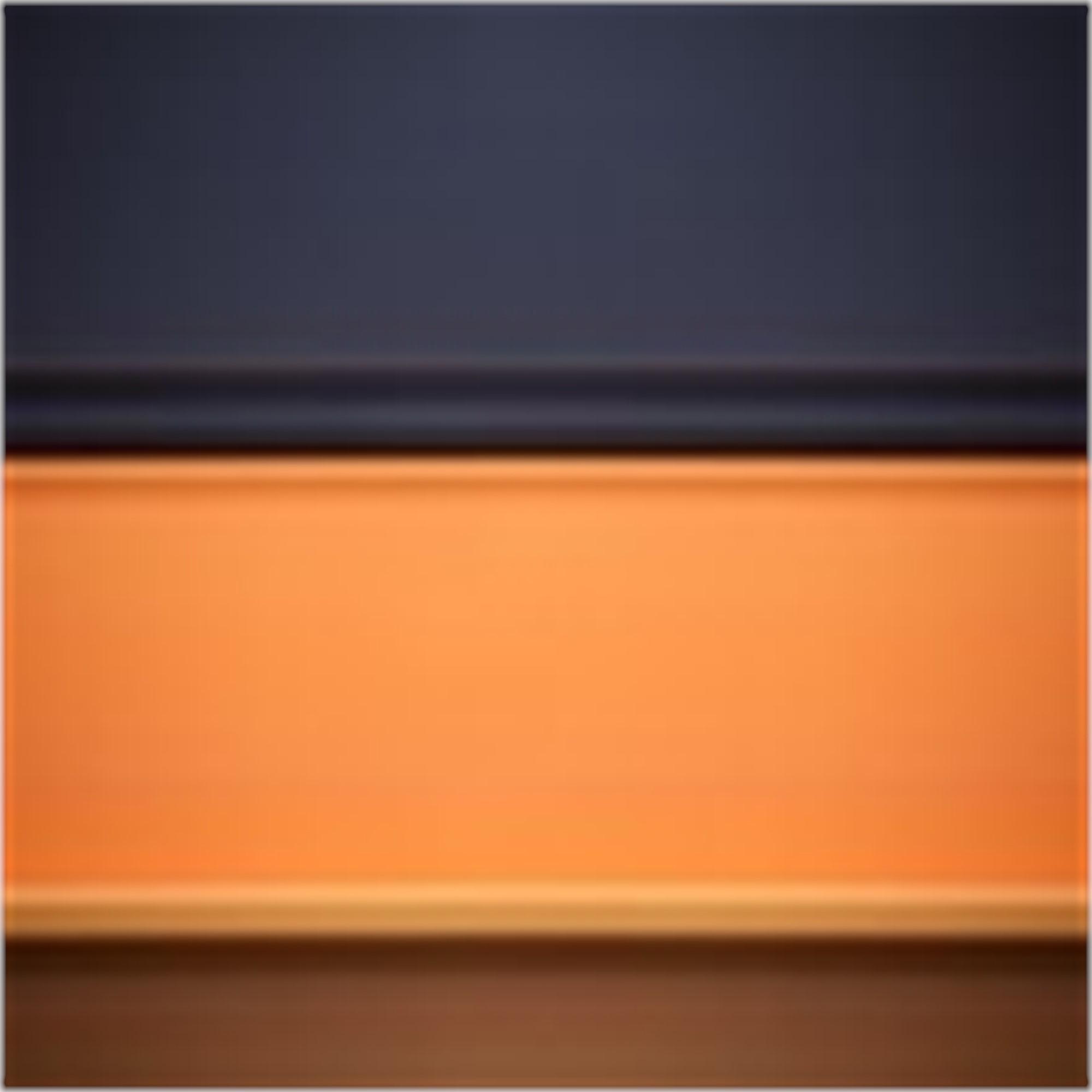 Rothko Series 4:CSX-5385 by Dan Kaufman