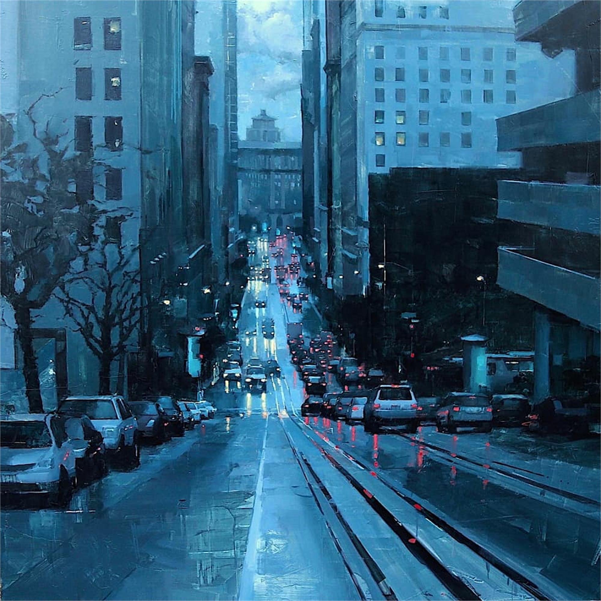 Winter Light, SF by James Kroner