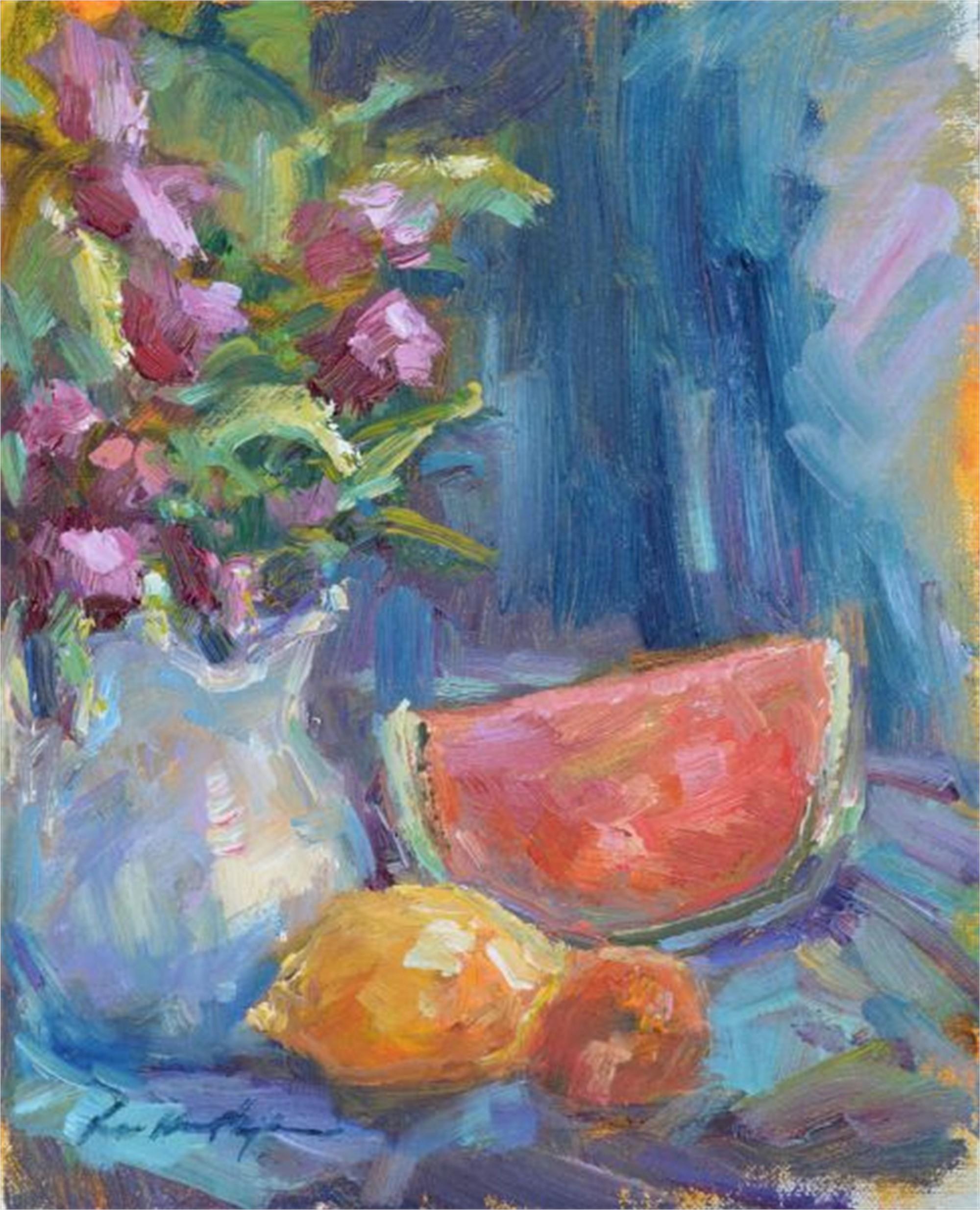 Summer's Bounty by Karen Hewitt Hagan