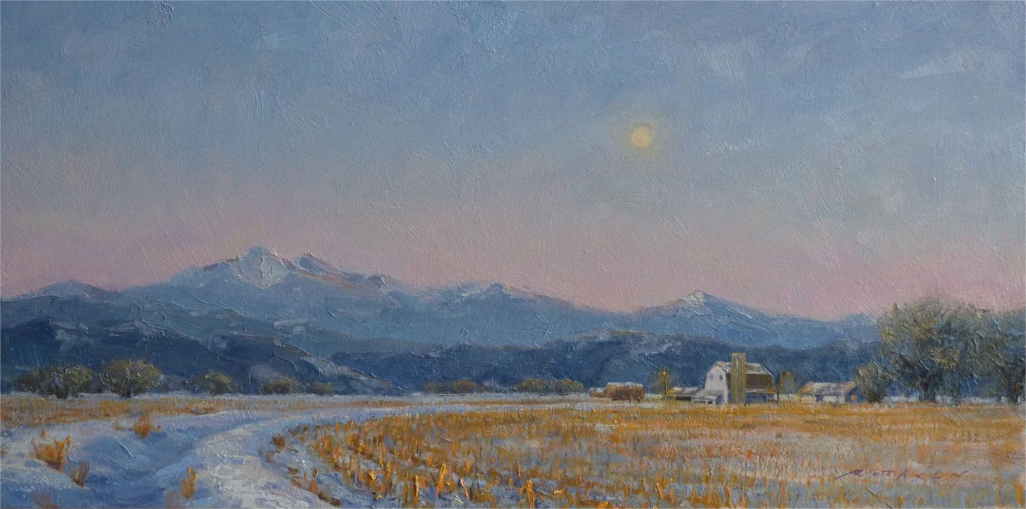 Early Riser by Scott Ruthven