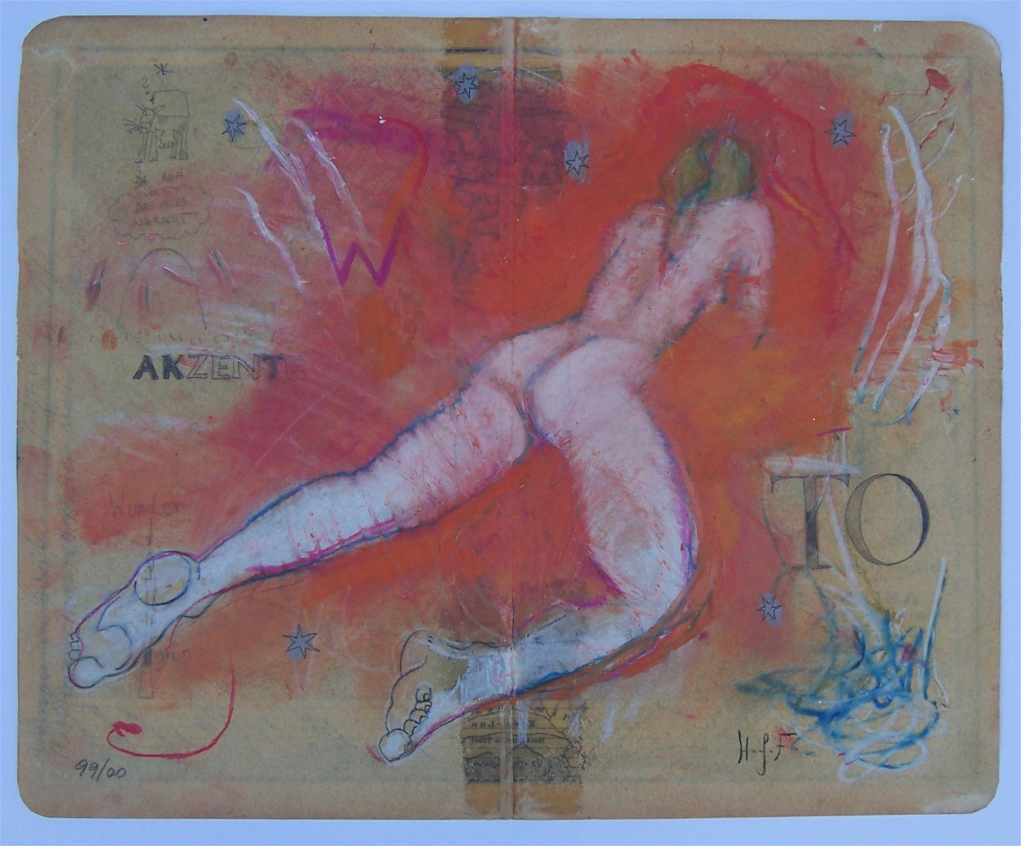 Akzent by Hans Joerg Fuerpass