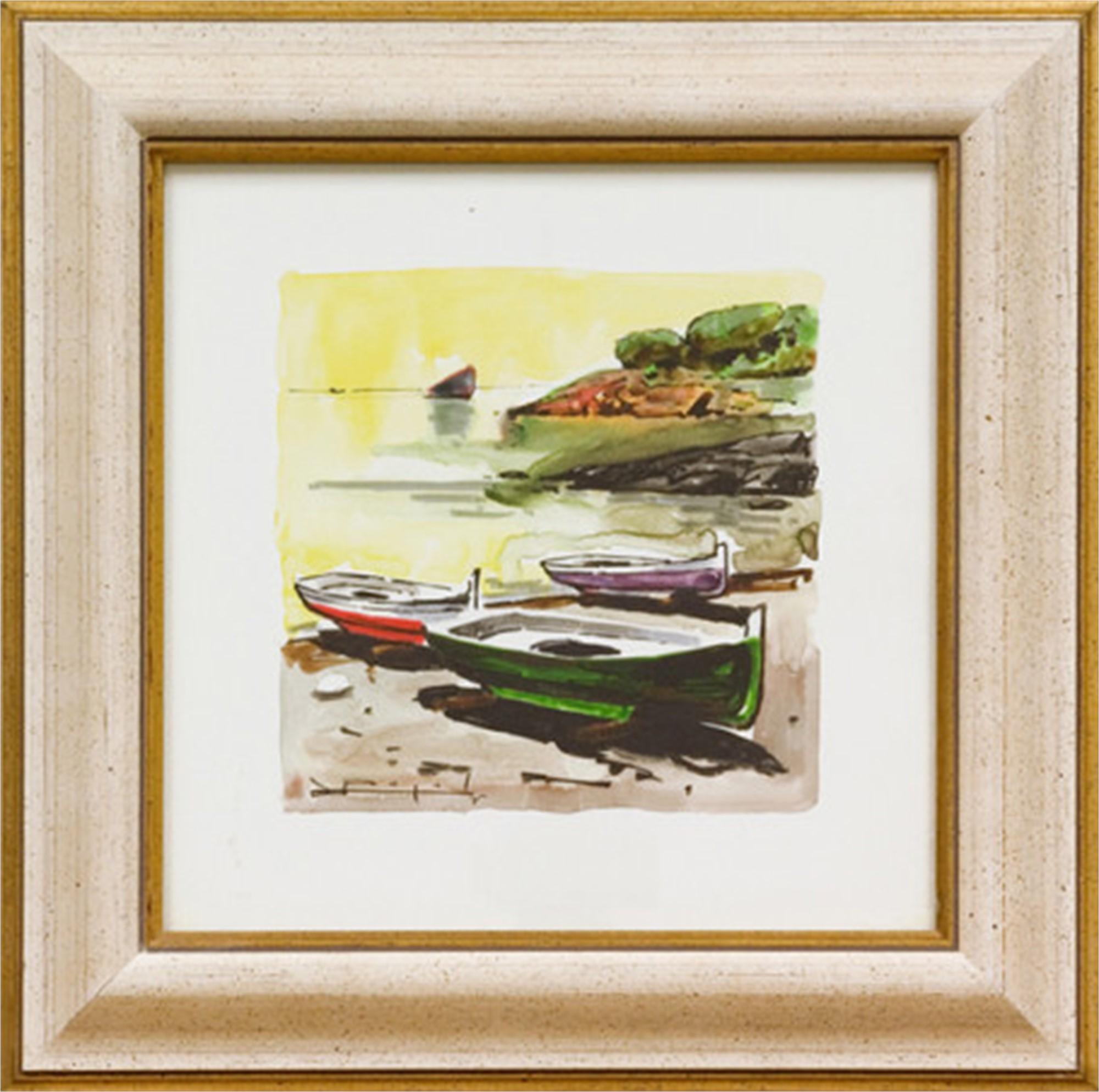Boats by Ramon Pujol