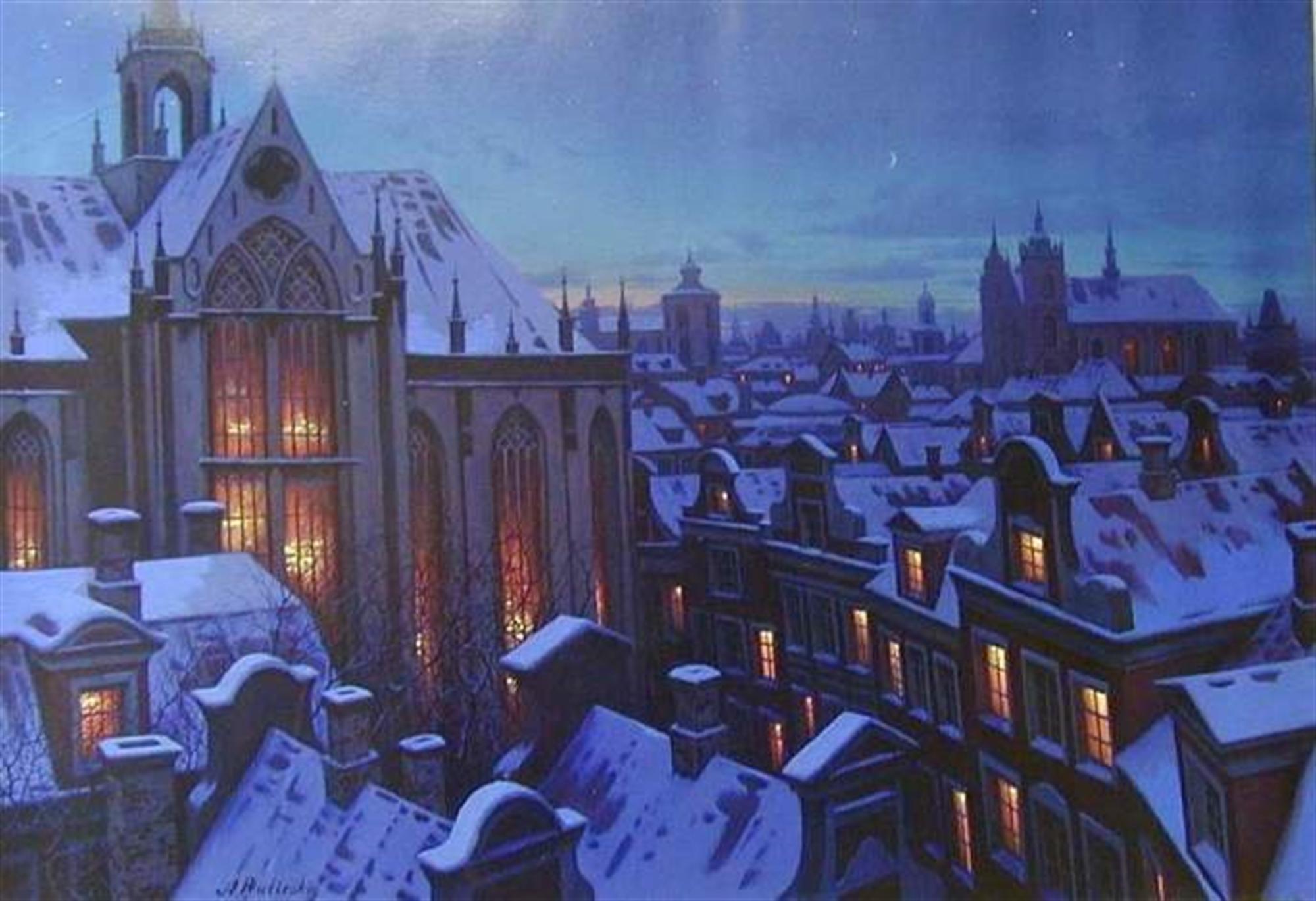Winter Wonderland by Alexei Butirskiy