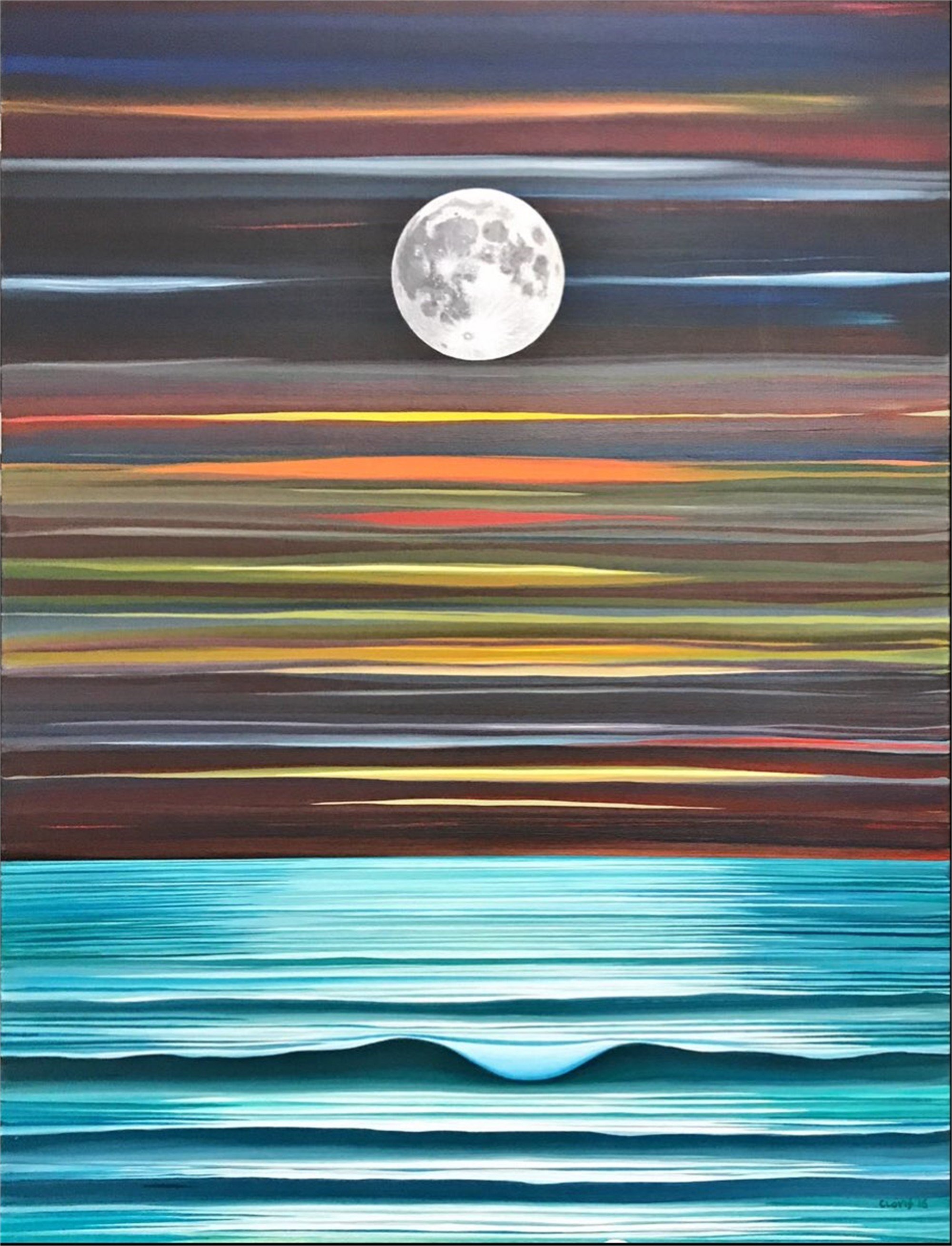 Moon Shiner by Jerry Clovis