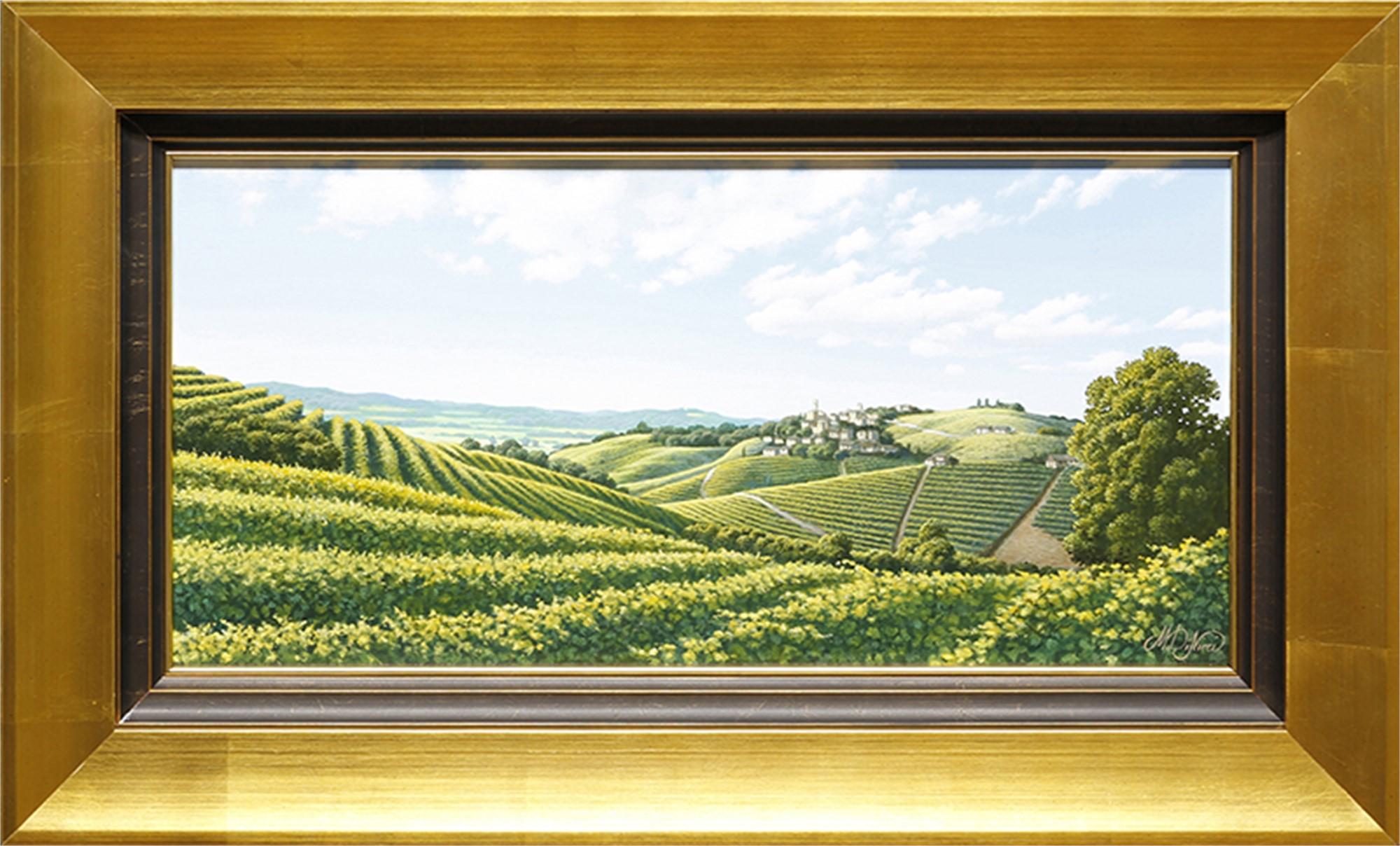 Village Vineyards by Marco Di Nieri
