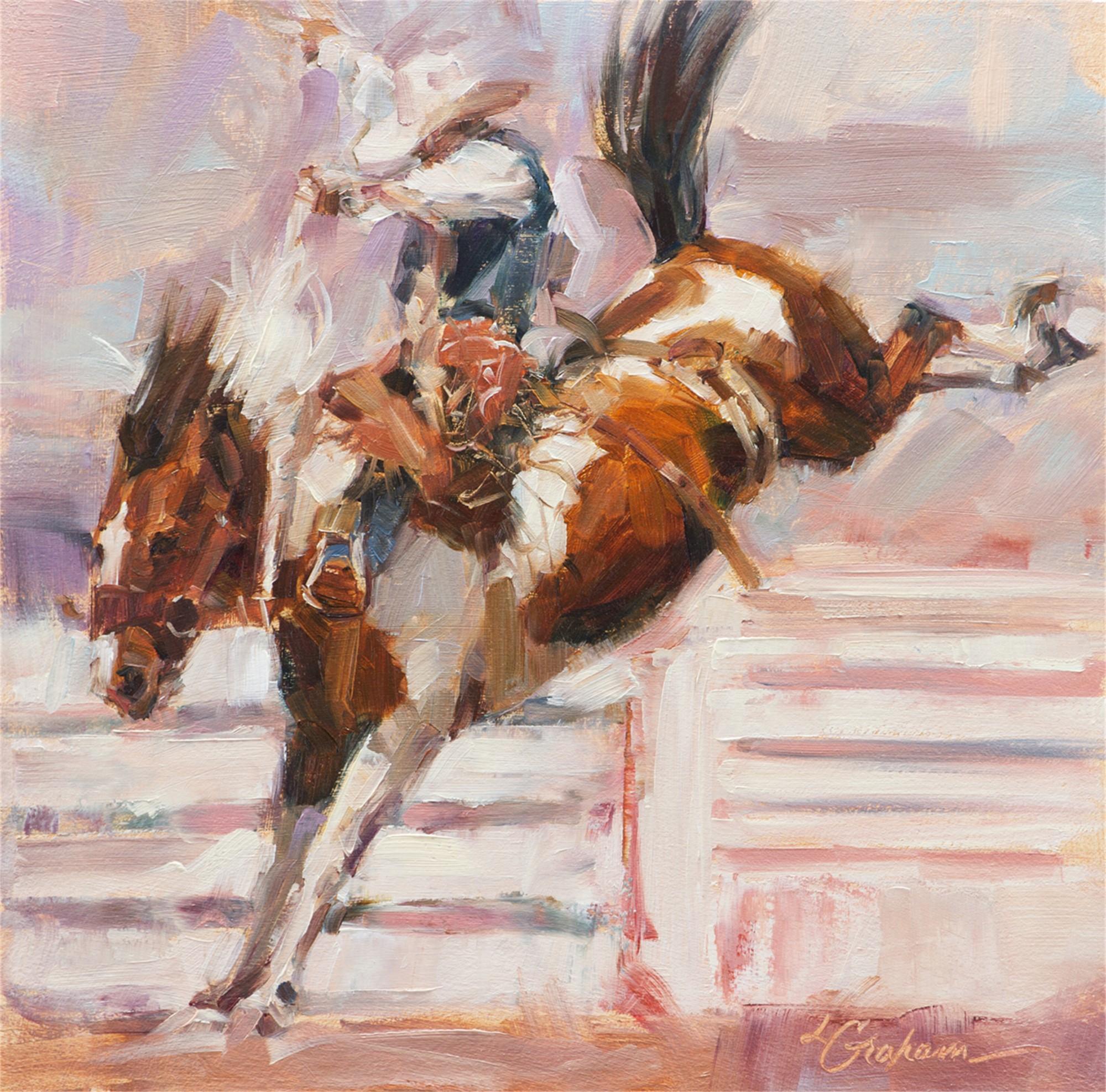 Flying Paint by Lindsey Bittner Graham