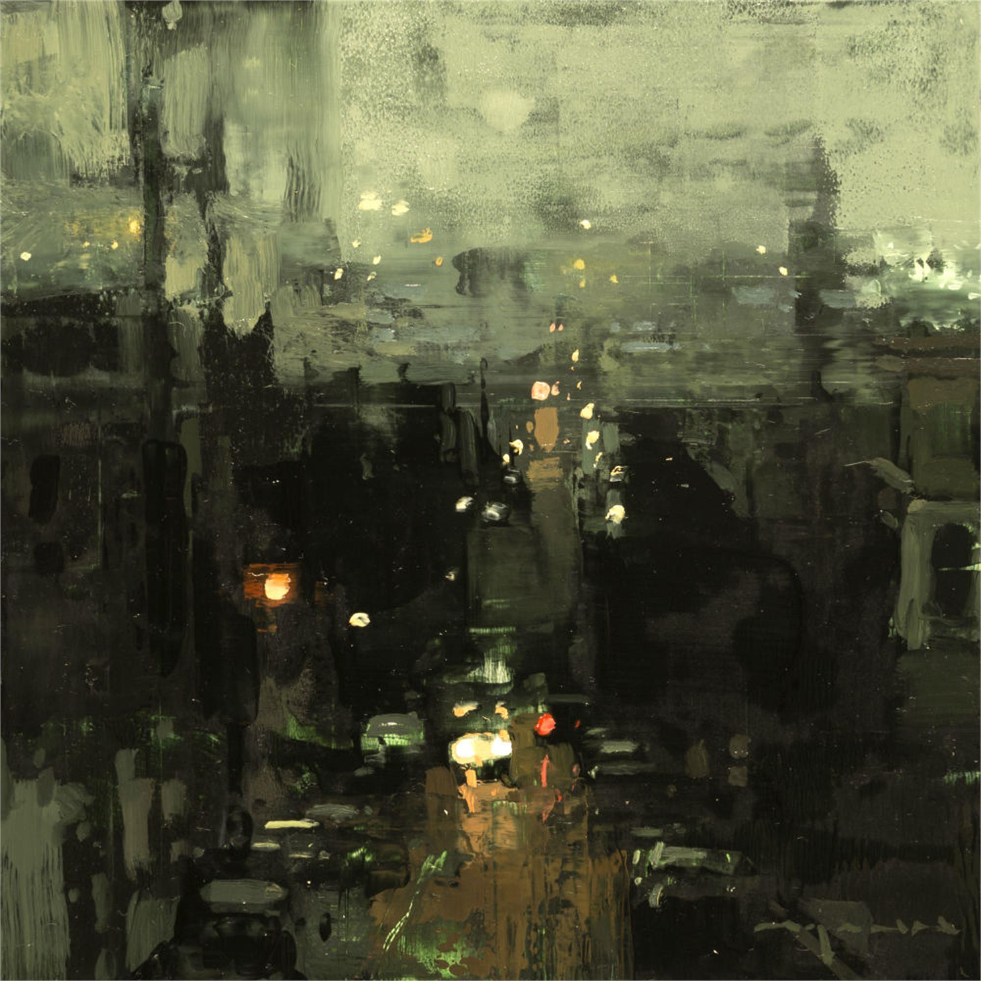 Cityscape - Composed Form Study no. 25 by Jeremy Mann