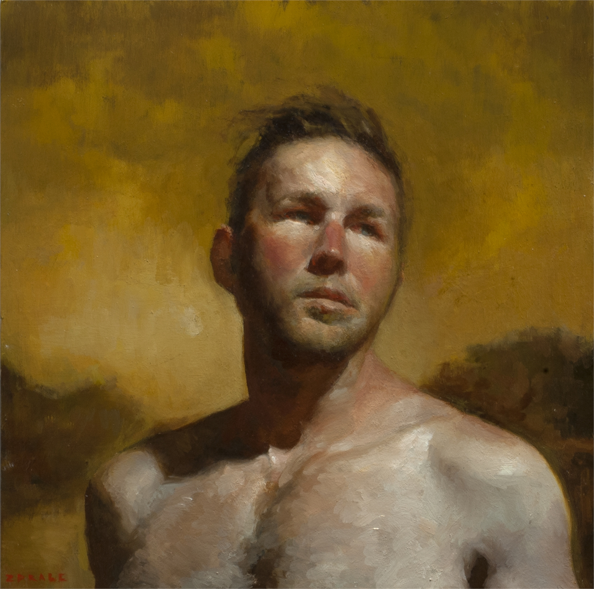 Thinking of Inness by Zack Zdrale
