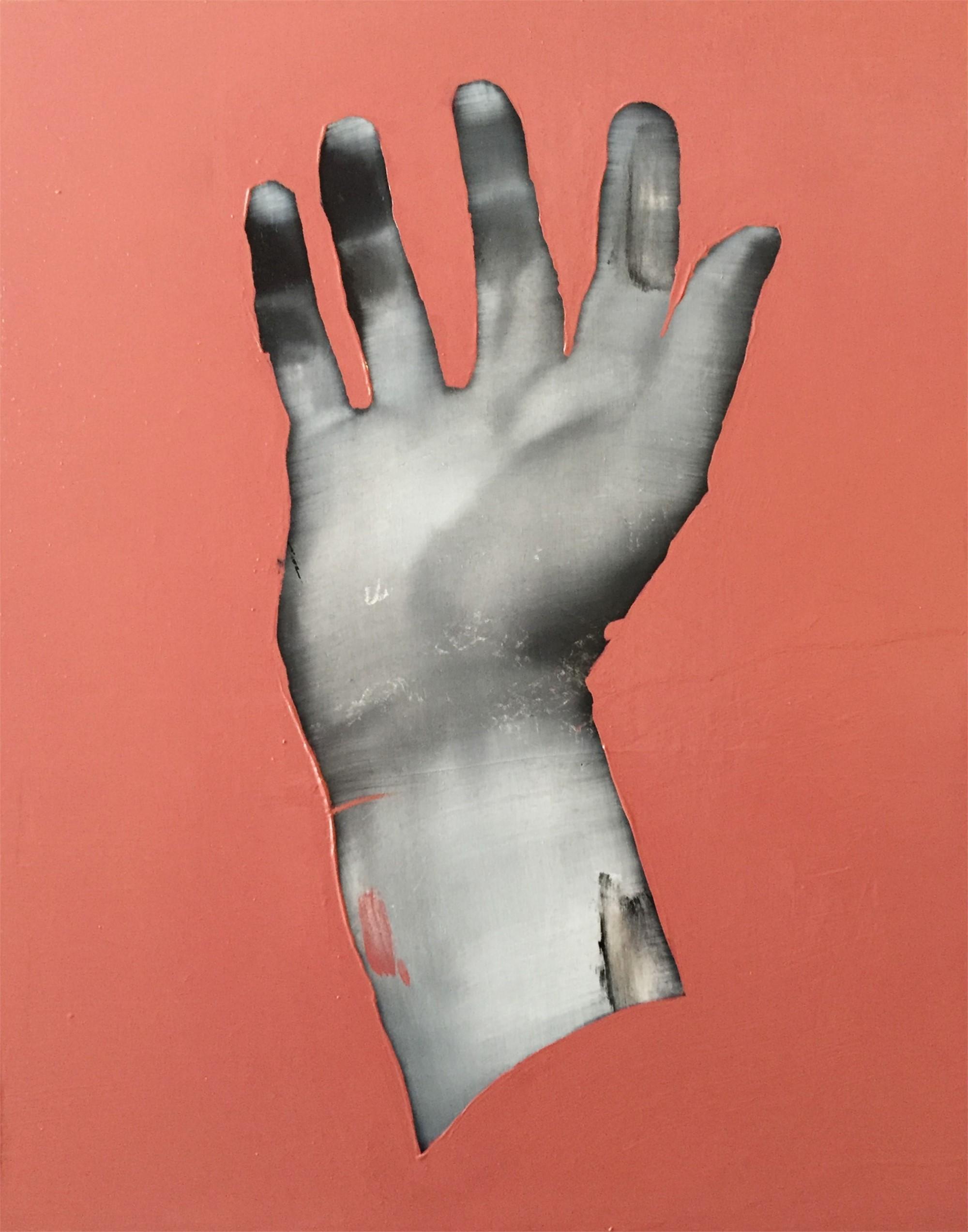 Hand Study 2 by Wendelin Wohlgemuth