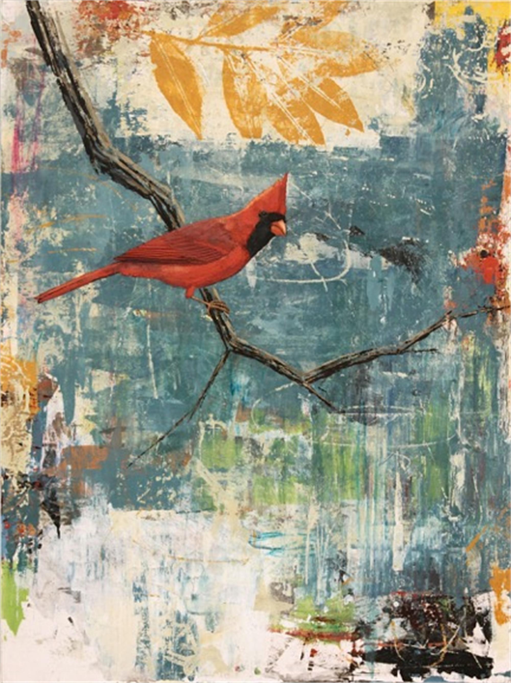 Cardinal #2 by Paul Brigham