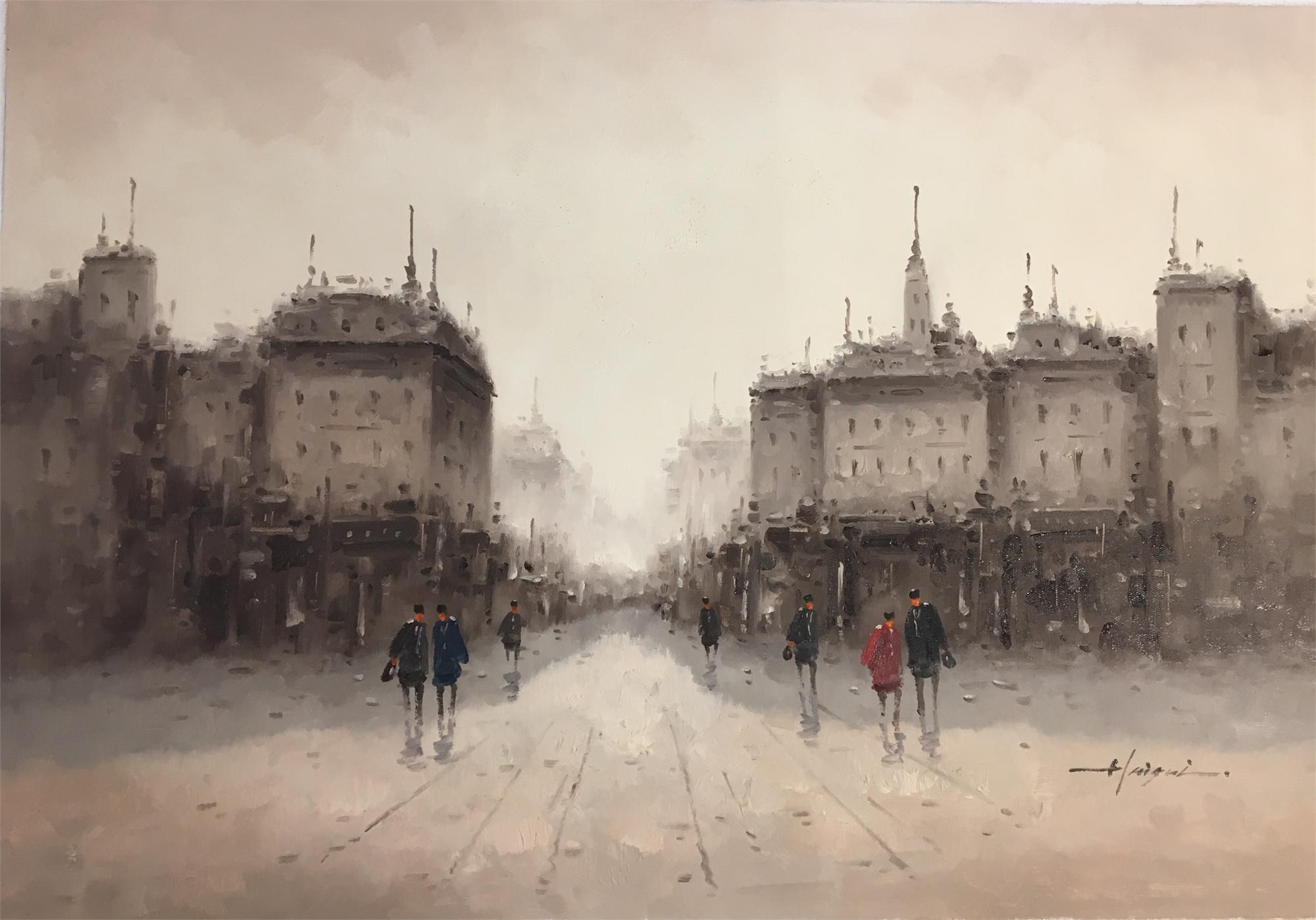 PARIS by HEIGUS