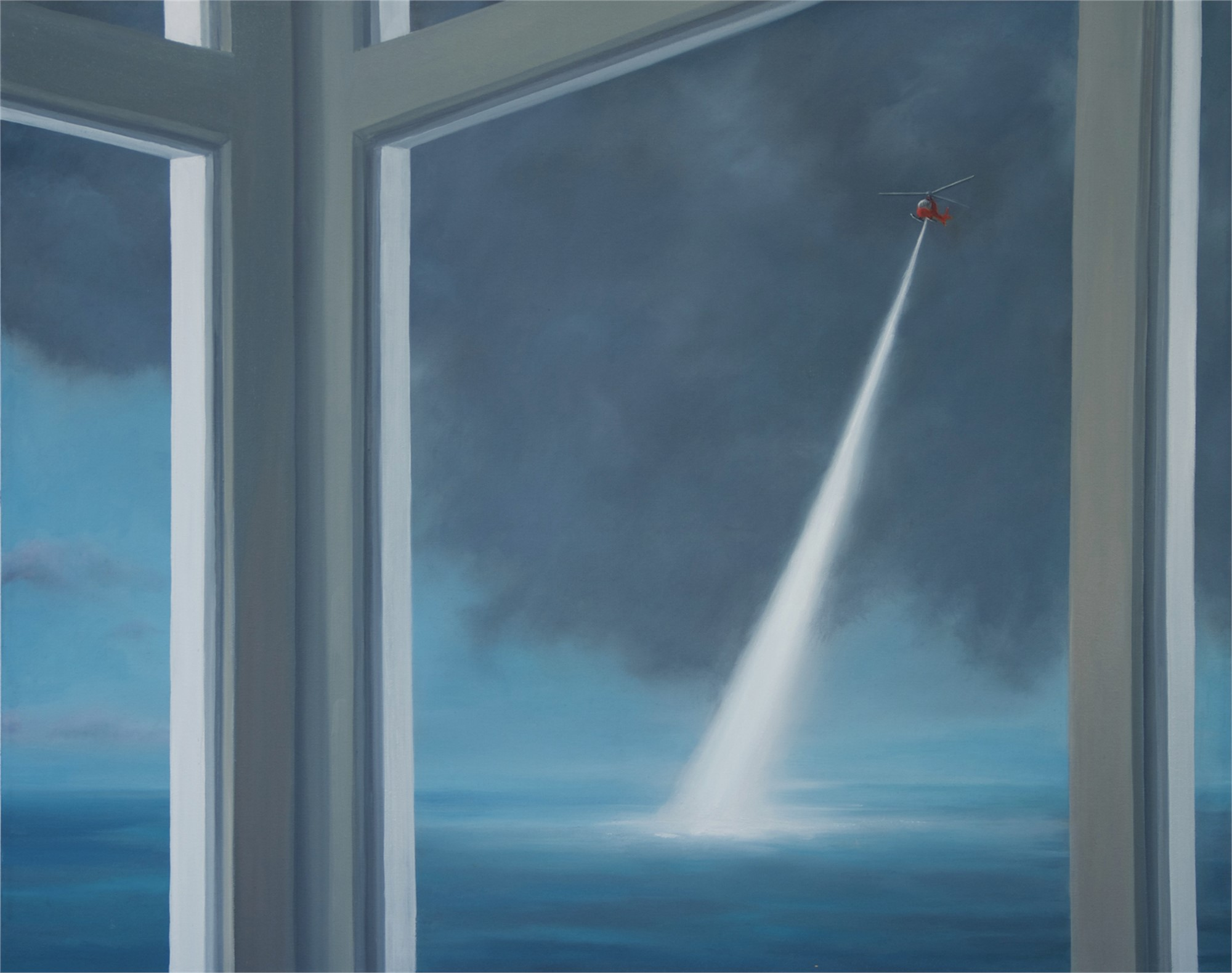 search and rescue by Robert Bissell