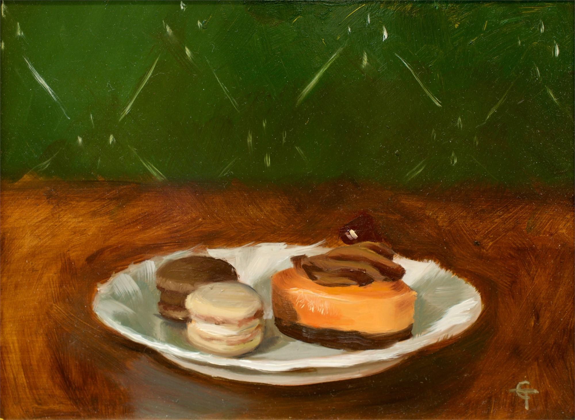 Orange Deliciousness by Cecilia Thorell