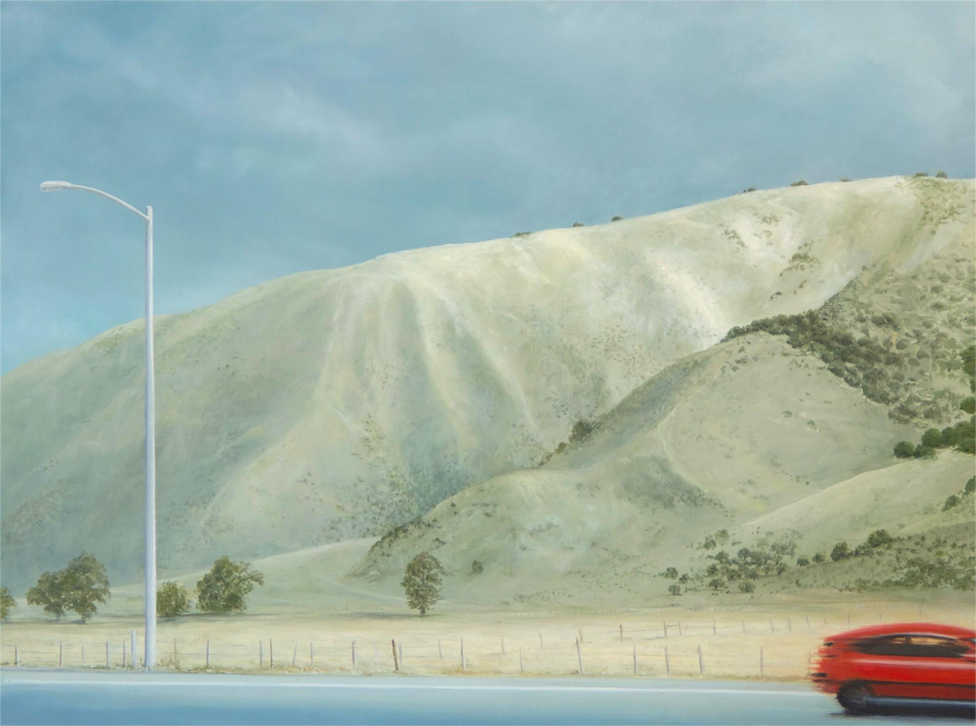 roadside landscape by Robert Bissell