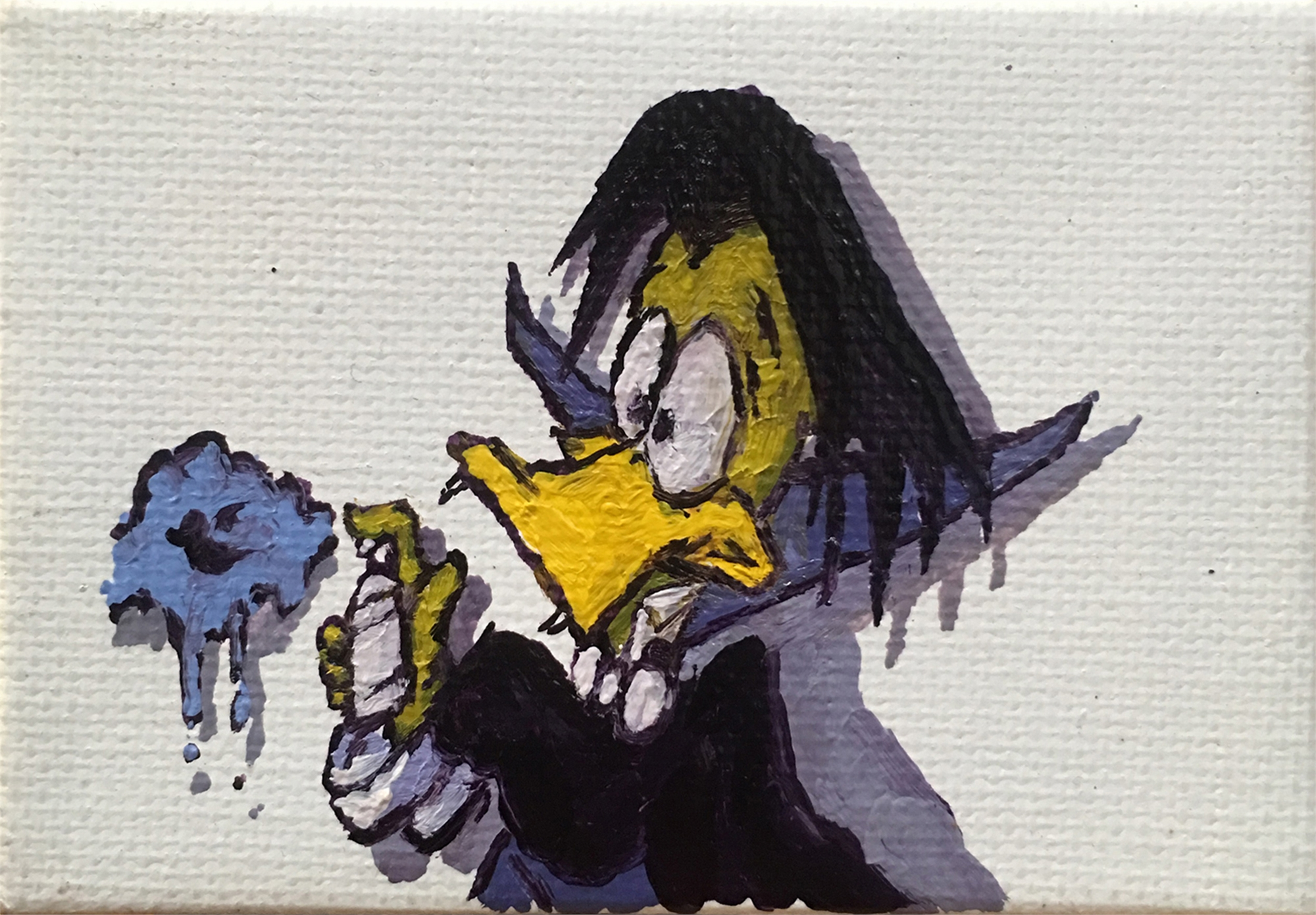 Count Duckula by Delton Demarest