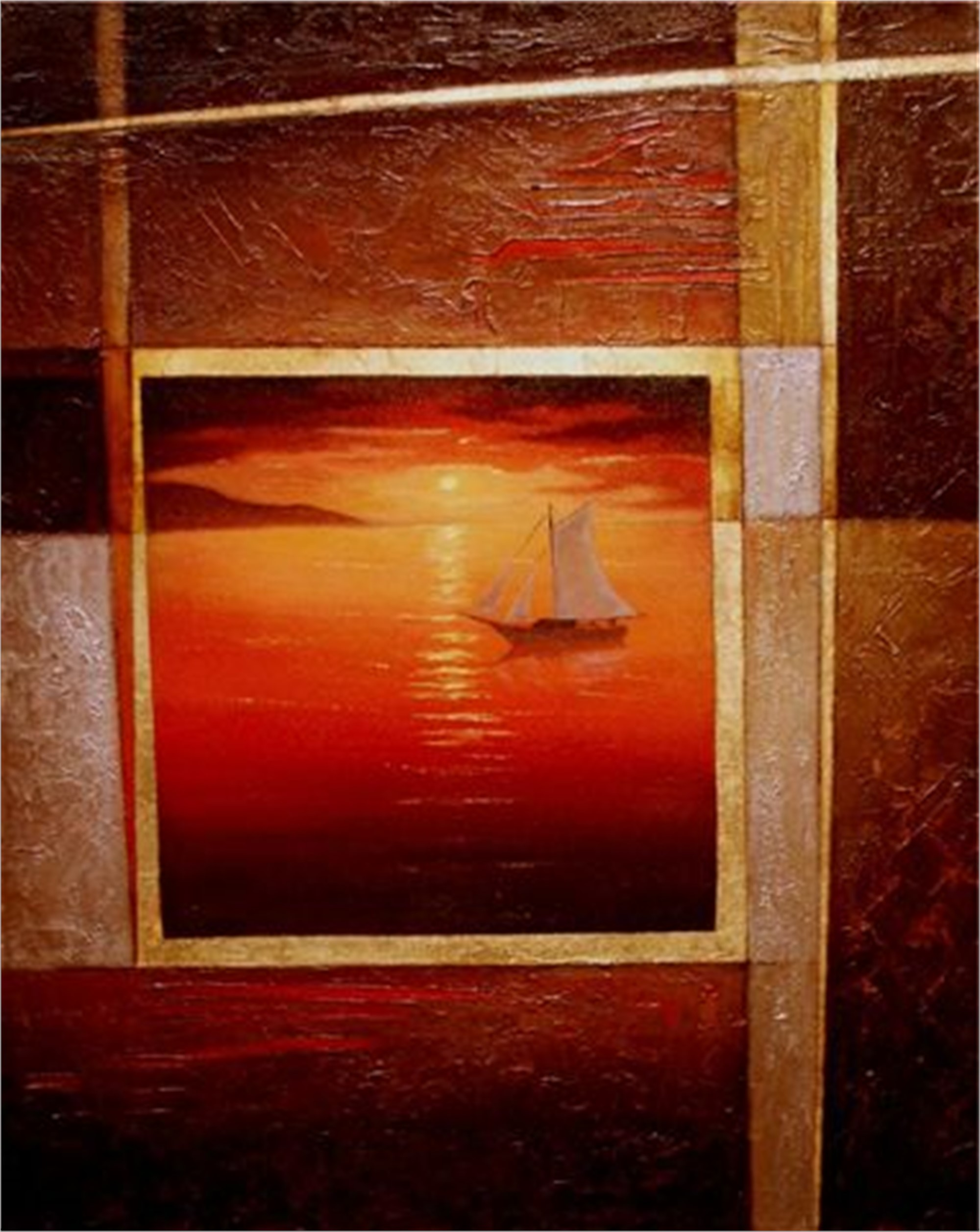 Sailor's Delight by Marlys Mallét & Michael Redhawk