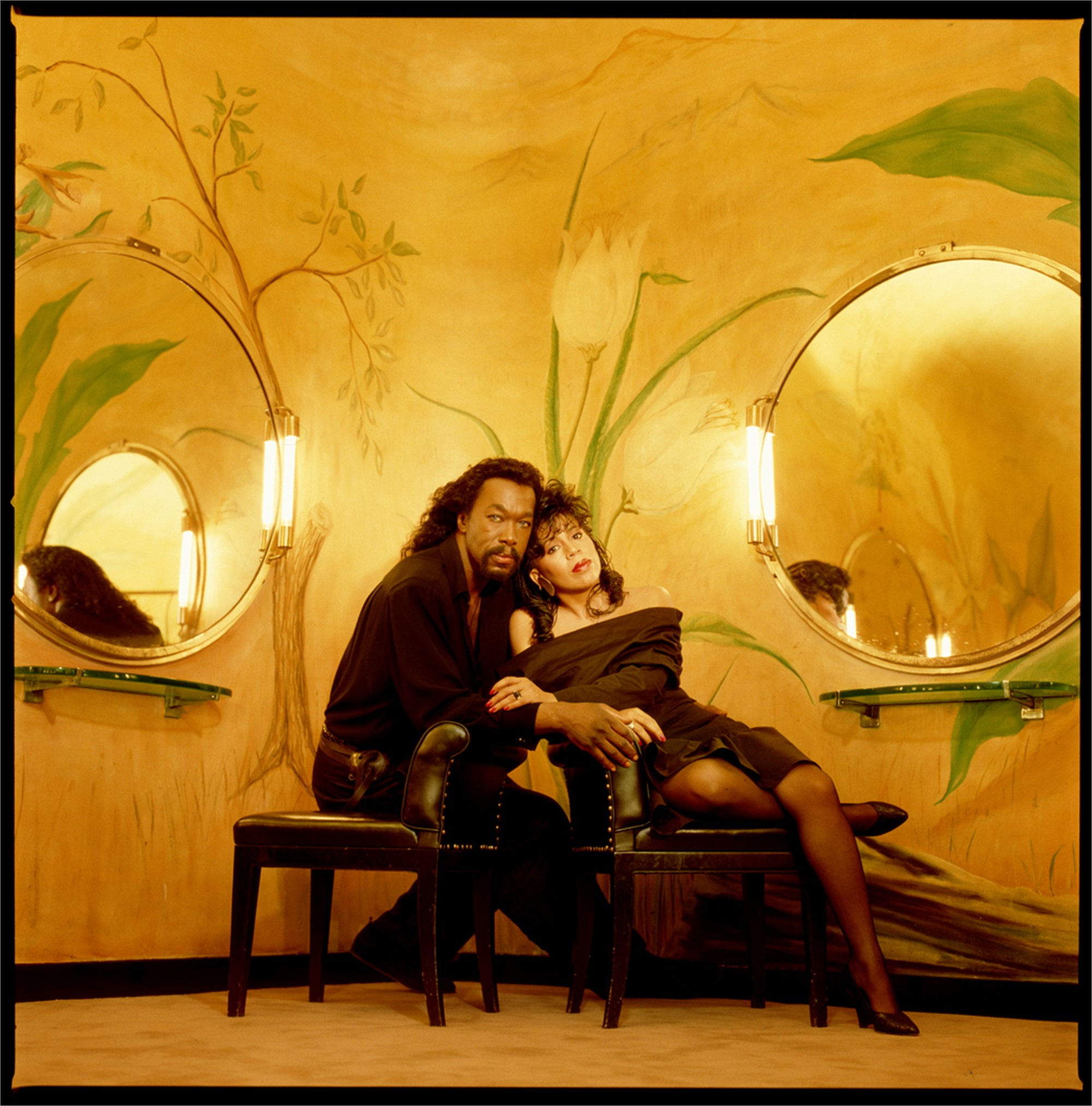 88053 Ashford and Simpson Color by Timothy White