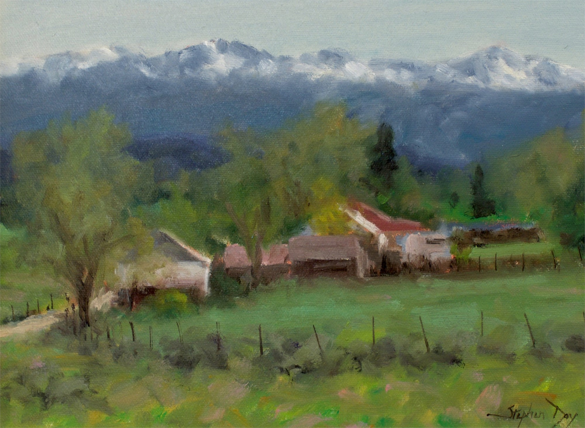 Valley Ranch by Stephen Day
