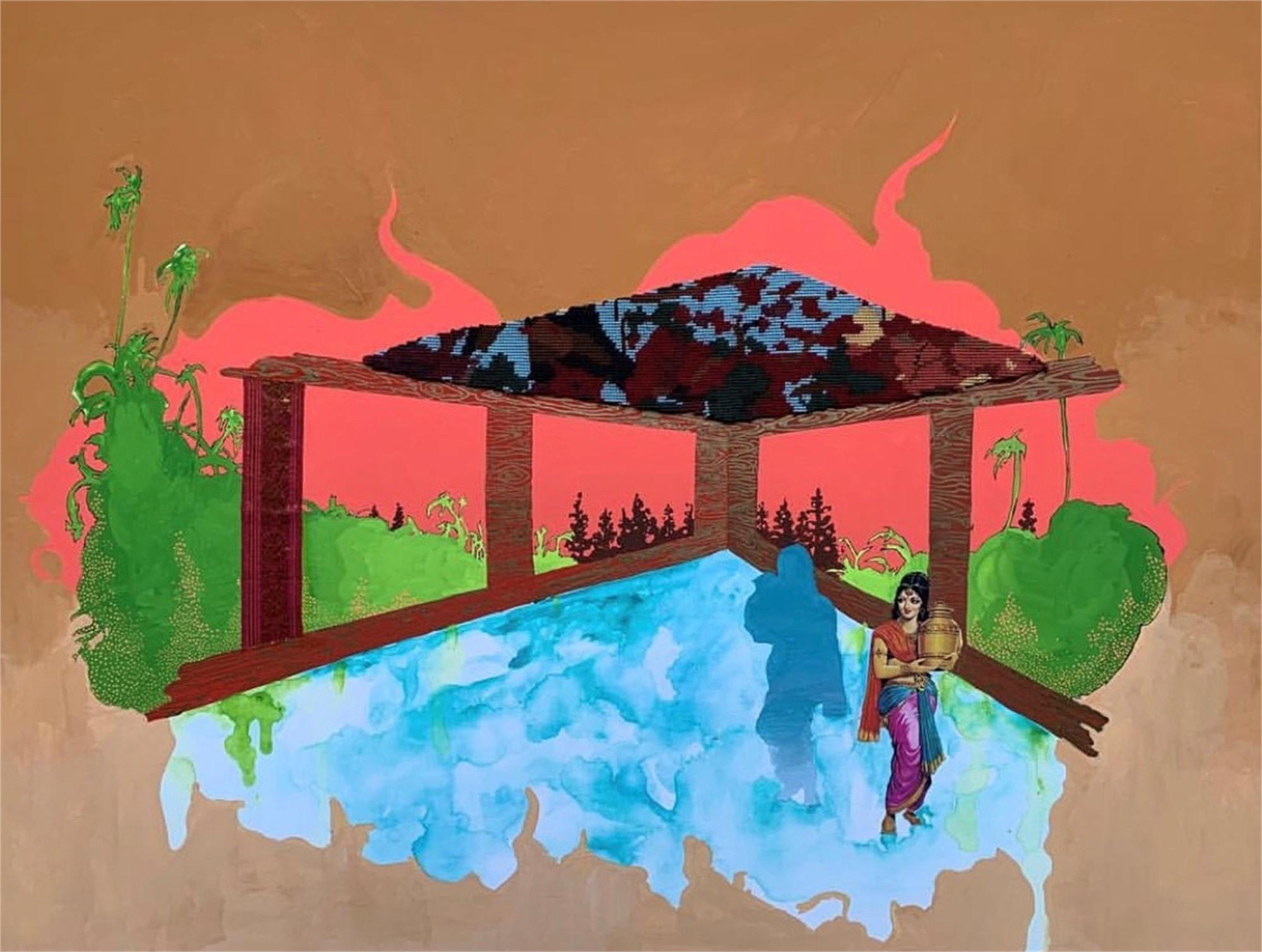 Shadow Land by Suchitra Mattai