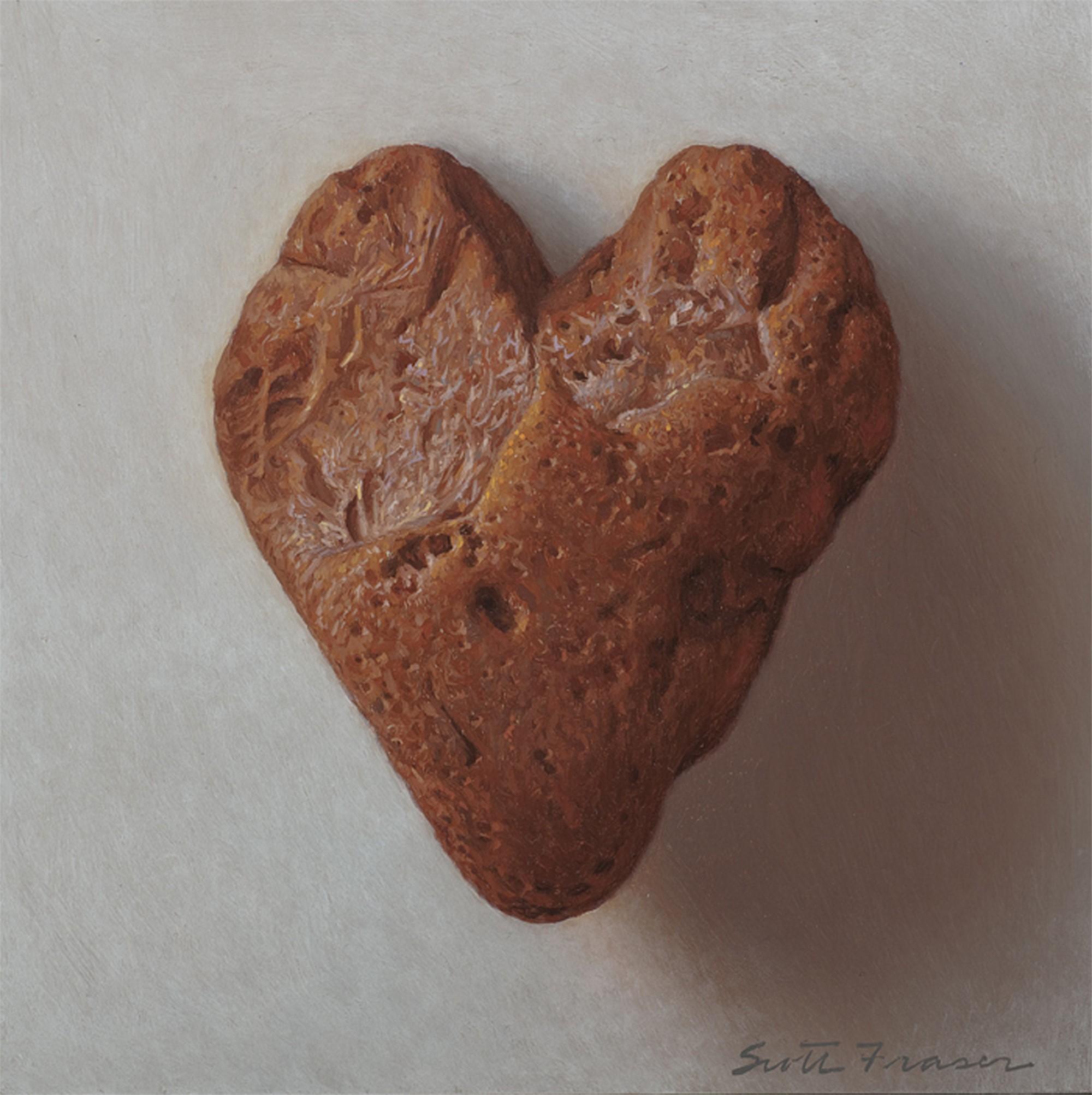 Red Brick Heart by Scott Fraser