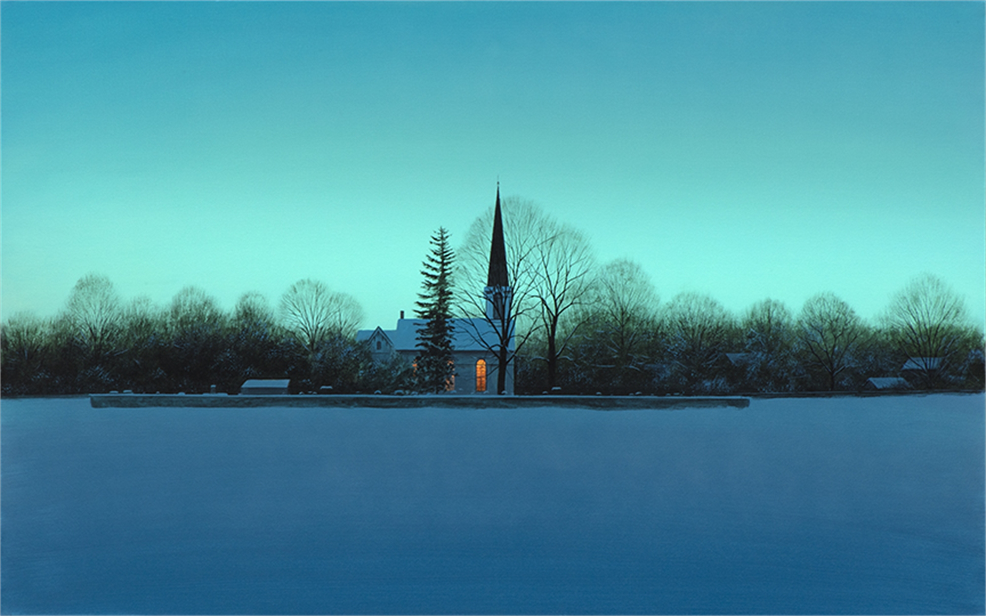 Evensong by Alexander Volkov