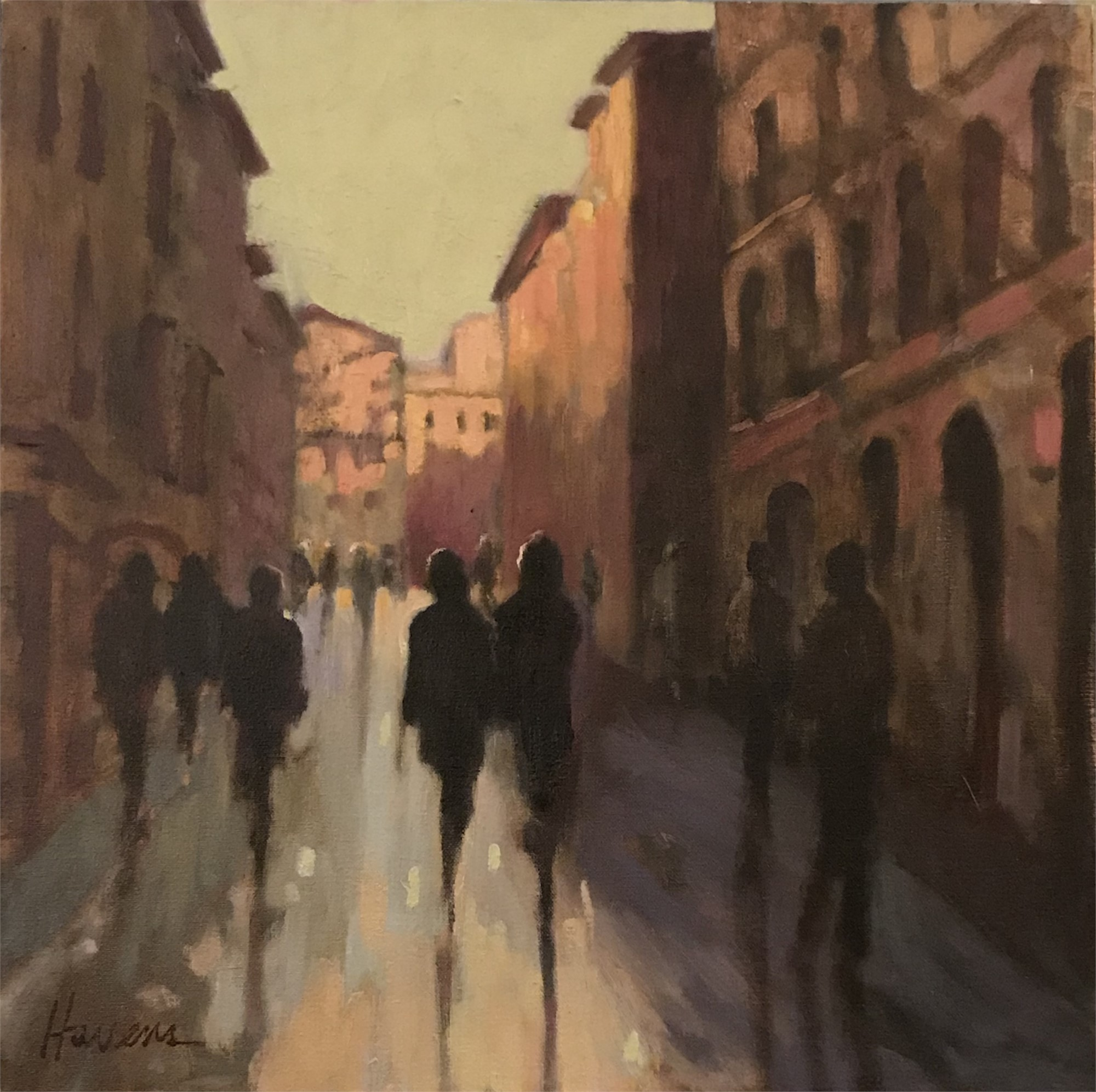 Firenze Forever by Betsy Havens