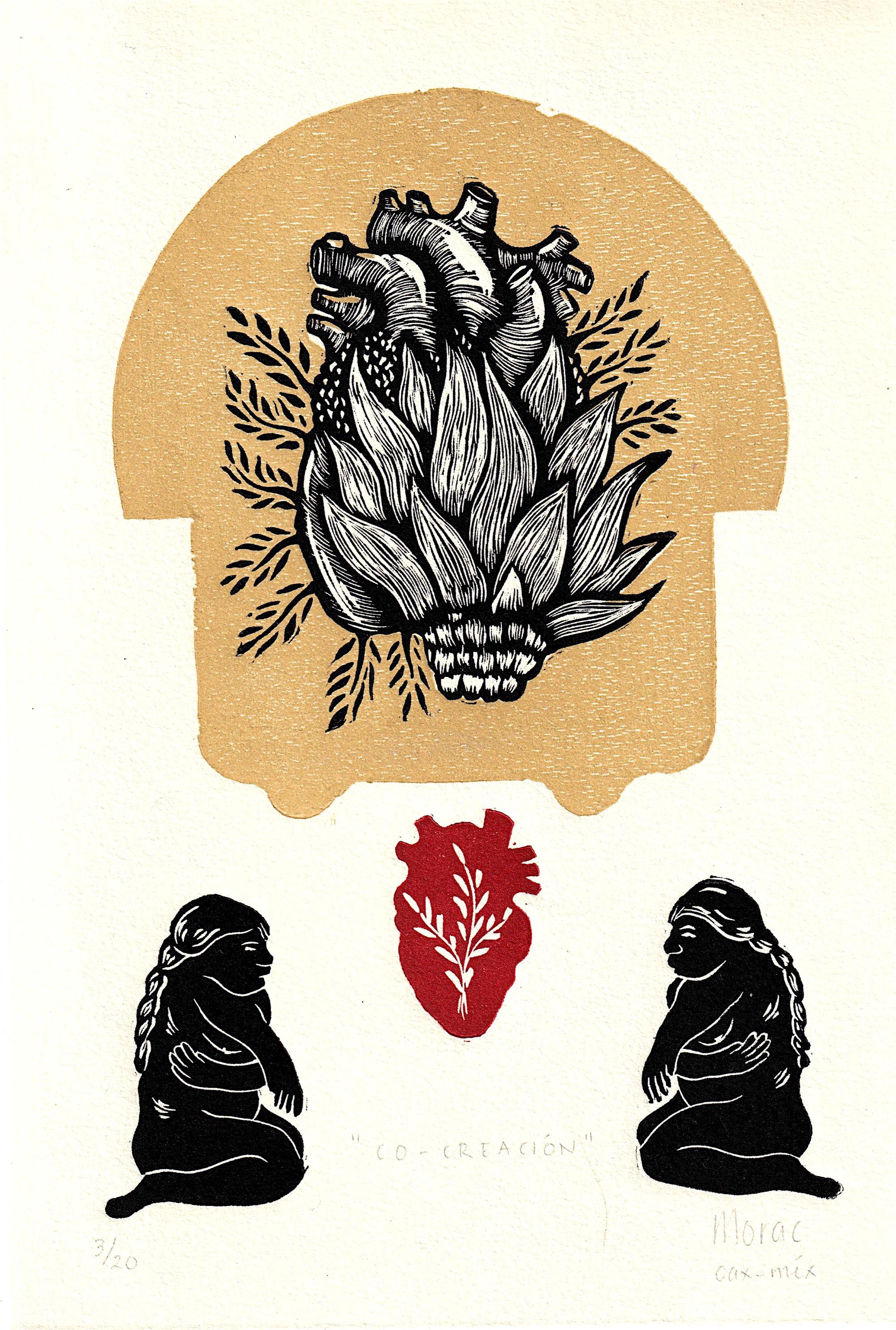 Co-Creación by Gabriela Morac